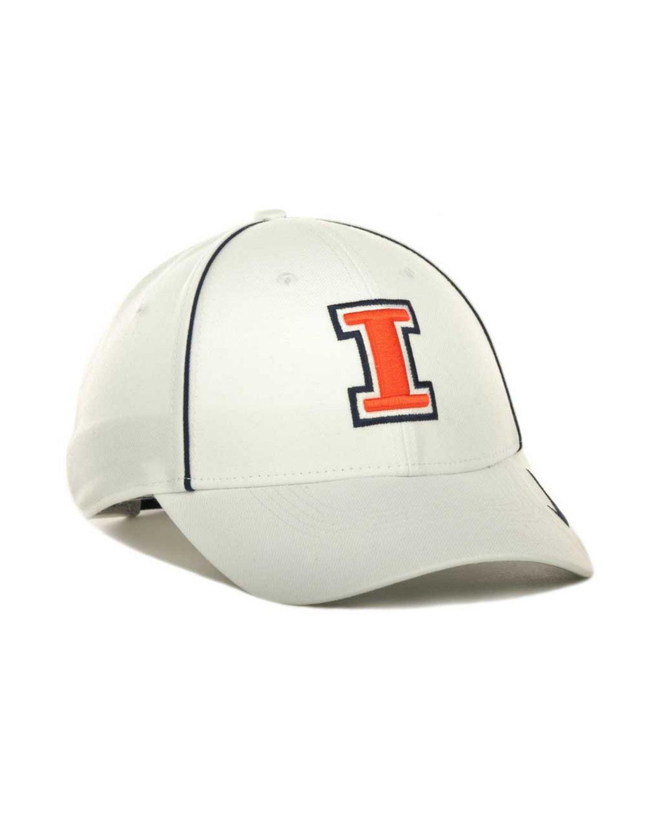 size 40 49781 51117 Lyst - Nike Illinois Fighting Illini Sideline Legacy 91 Cap in White ...