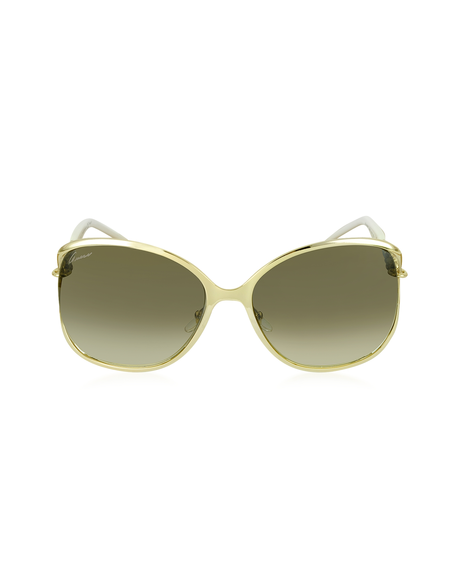 52e0c115d48 Gucci Rimless Sunglasses White – McAllister Technical Services