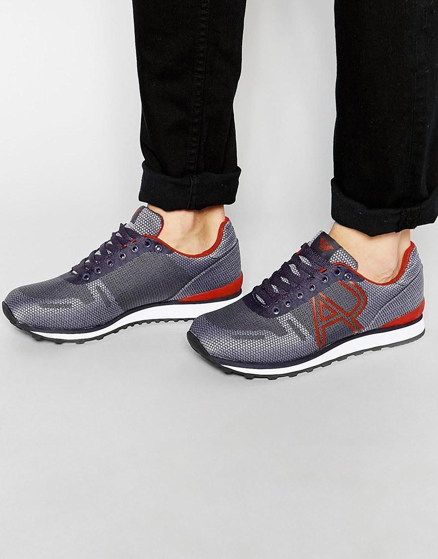 hot sale online footwear reasonably priced Rmani Jeans Logo Runner Trainers