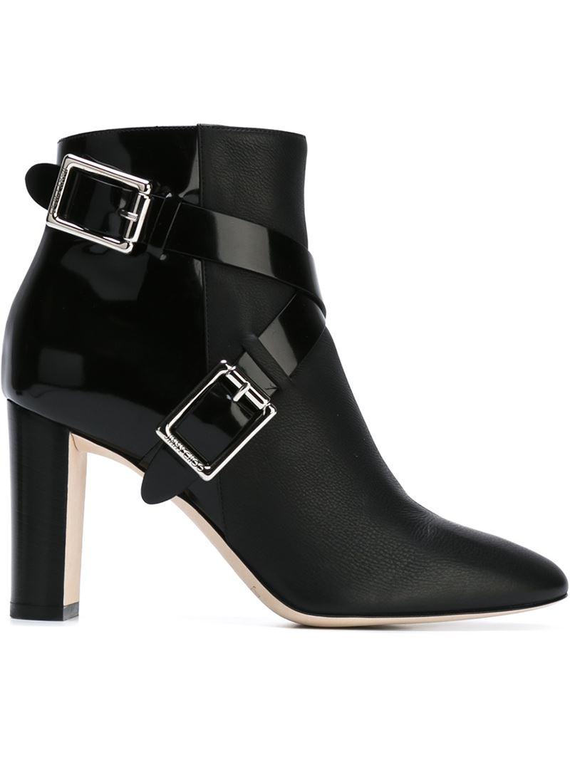 Jimmy Choo 'dee' Ankle Boots In Black