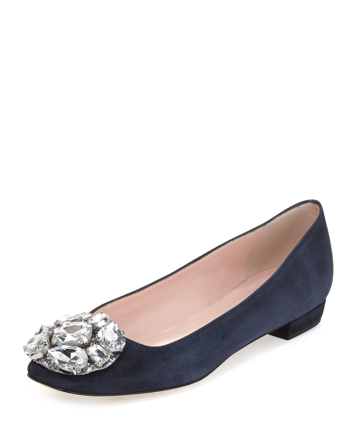 best sale cheap online cheap wiki Kate Spade New York Satin Square-Toe Flats free shipping order cheap sale with paypal discount wholesale price 6gkXTMsu
