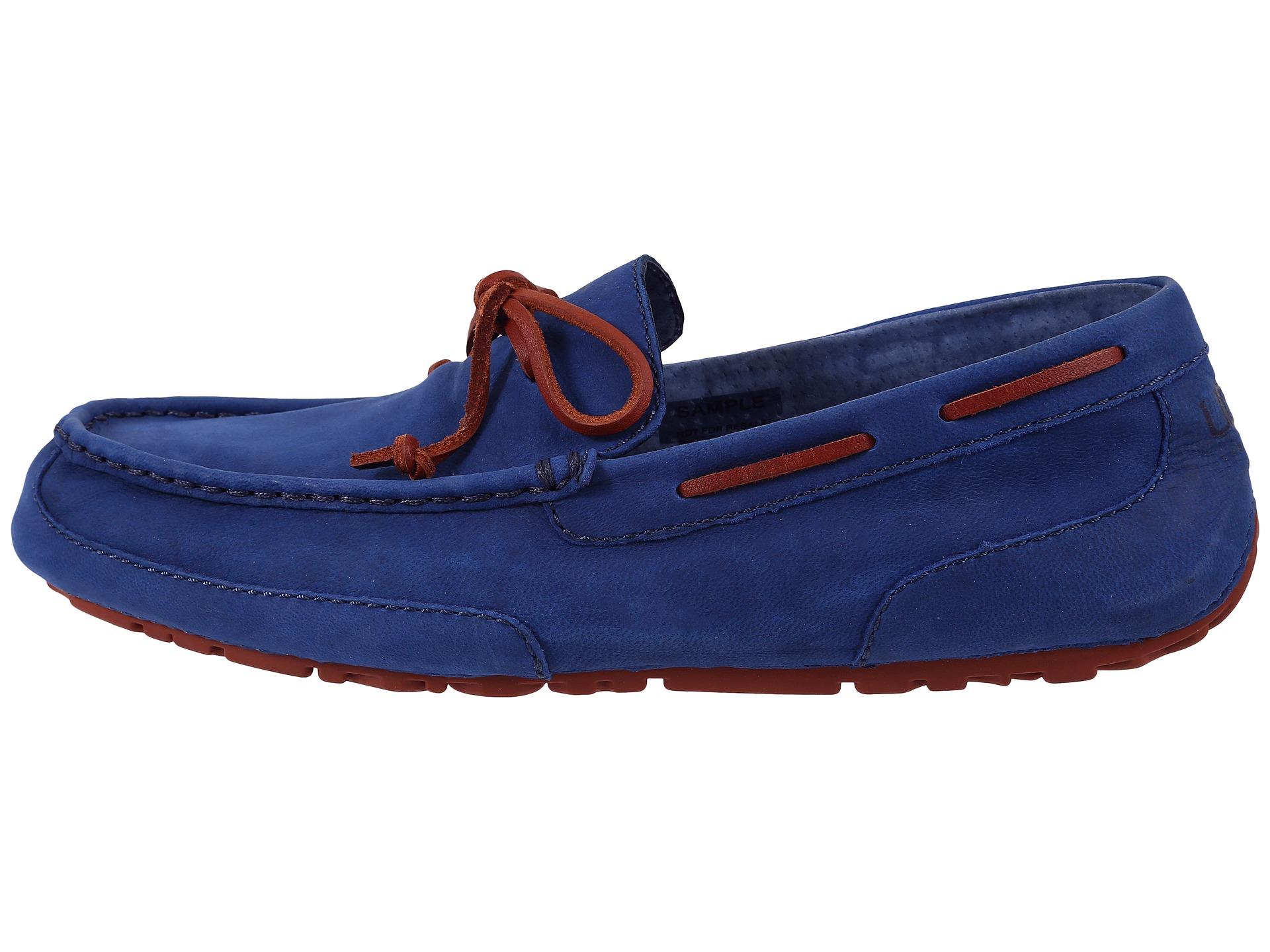 513b6340072 UGG Blue Chester Capra for men