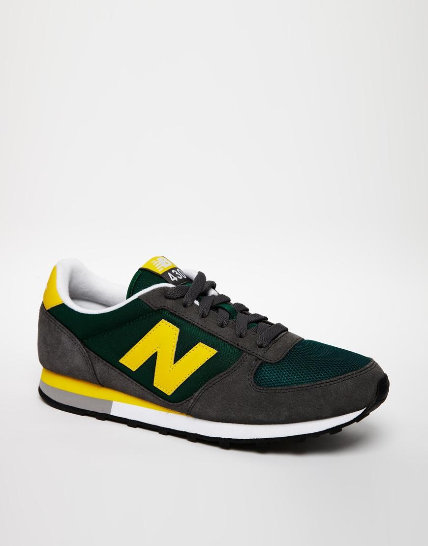 new balance 430 trainers