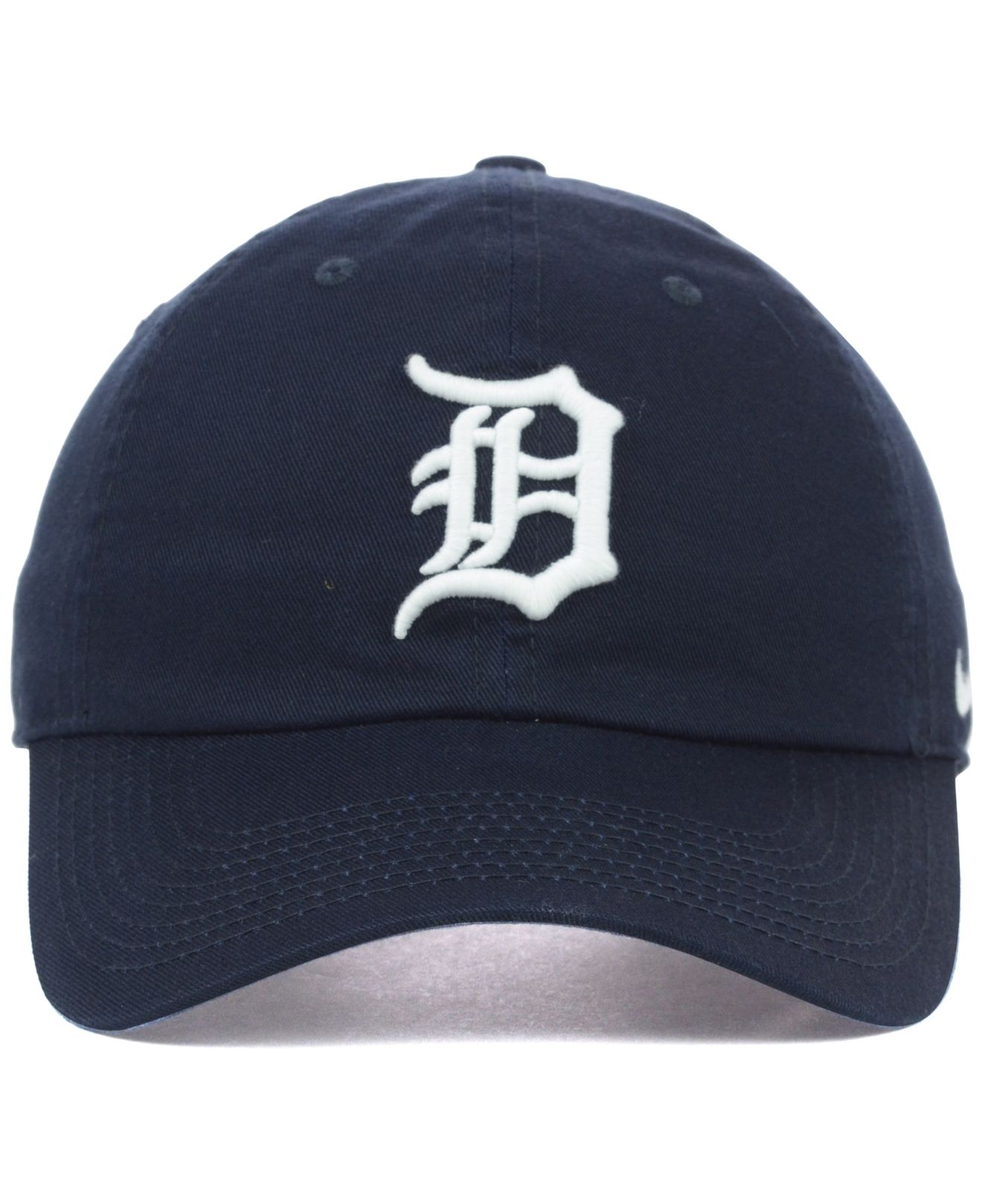 check out 639bf 61bb1 ... new zealand lyst nike detroit tigers stadium cap in blue for men e1dc7  3326a