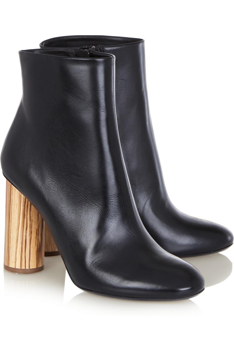 Ankle Boot - Black Proenza Schouler PQJVwx