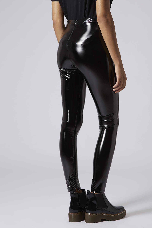 Topshop Vinyl Leggings in Black Lyst : topshop black womens vinyl leggings black product 1 21803441 0 796583546 normal from www.lyst.com size 1020 x 1530 jpeg 144kB