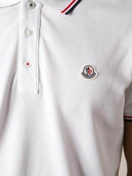 Moncler Mens Polo Shirt