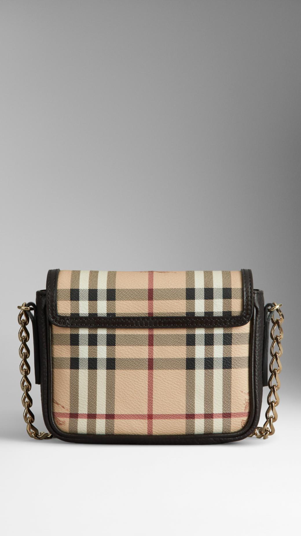 Burberry Tassel Crossbody Bag
