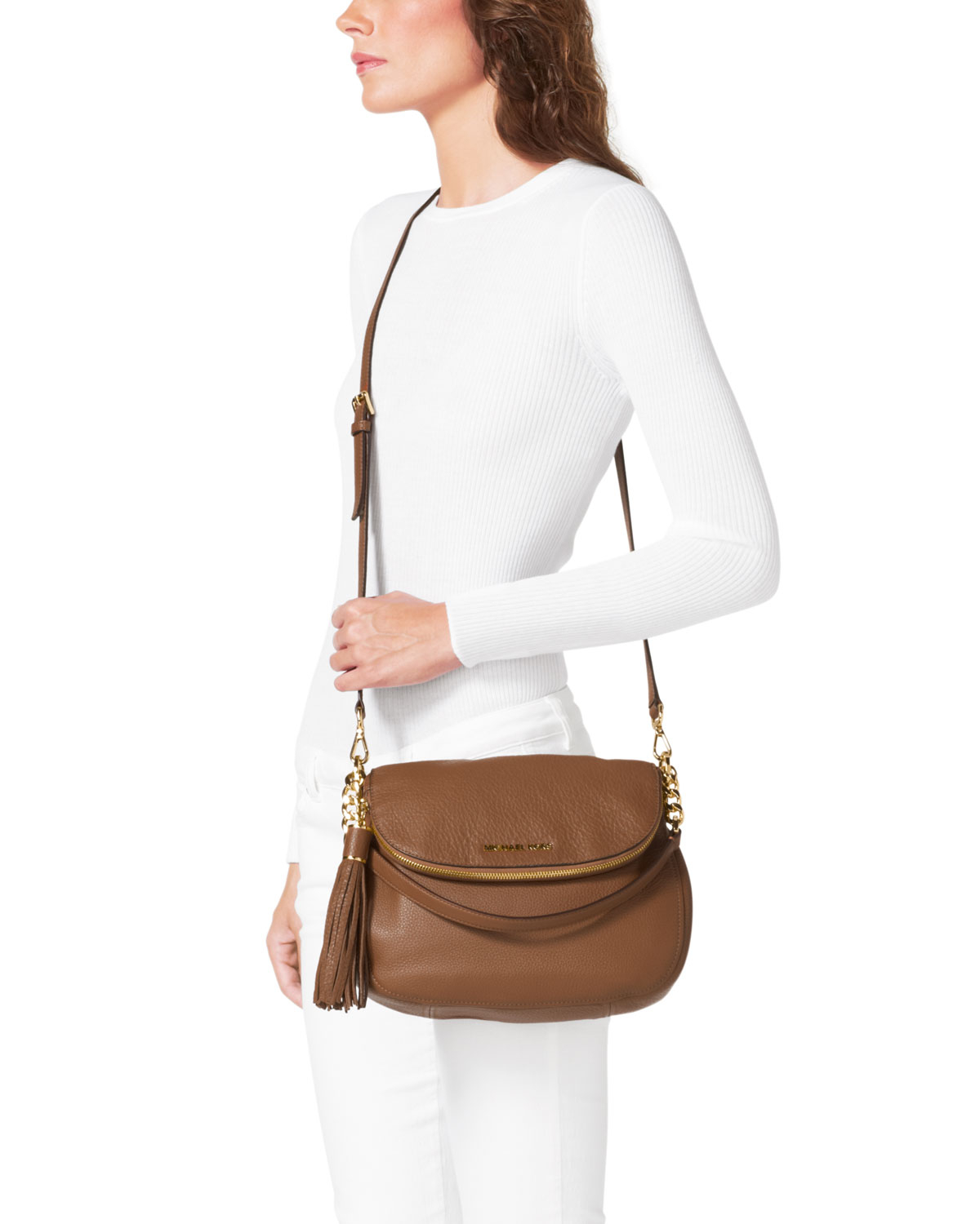 Michael Kors Bedford Medium Tassel