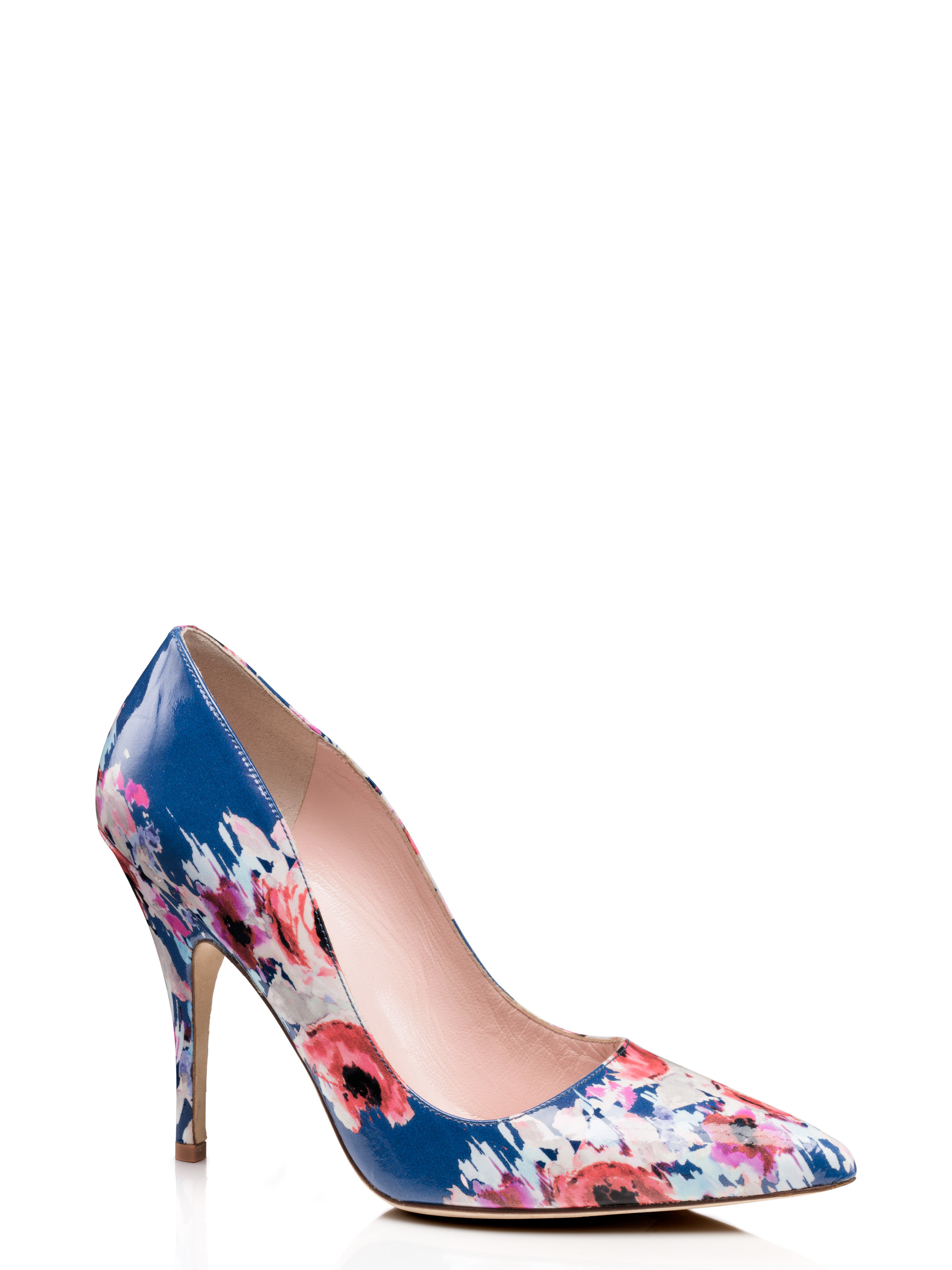 Kate Spade Licorice Heels In Multicolor Multi Lyst