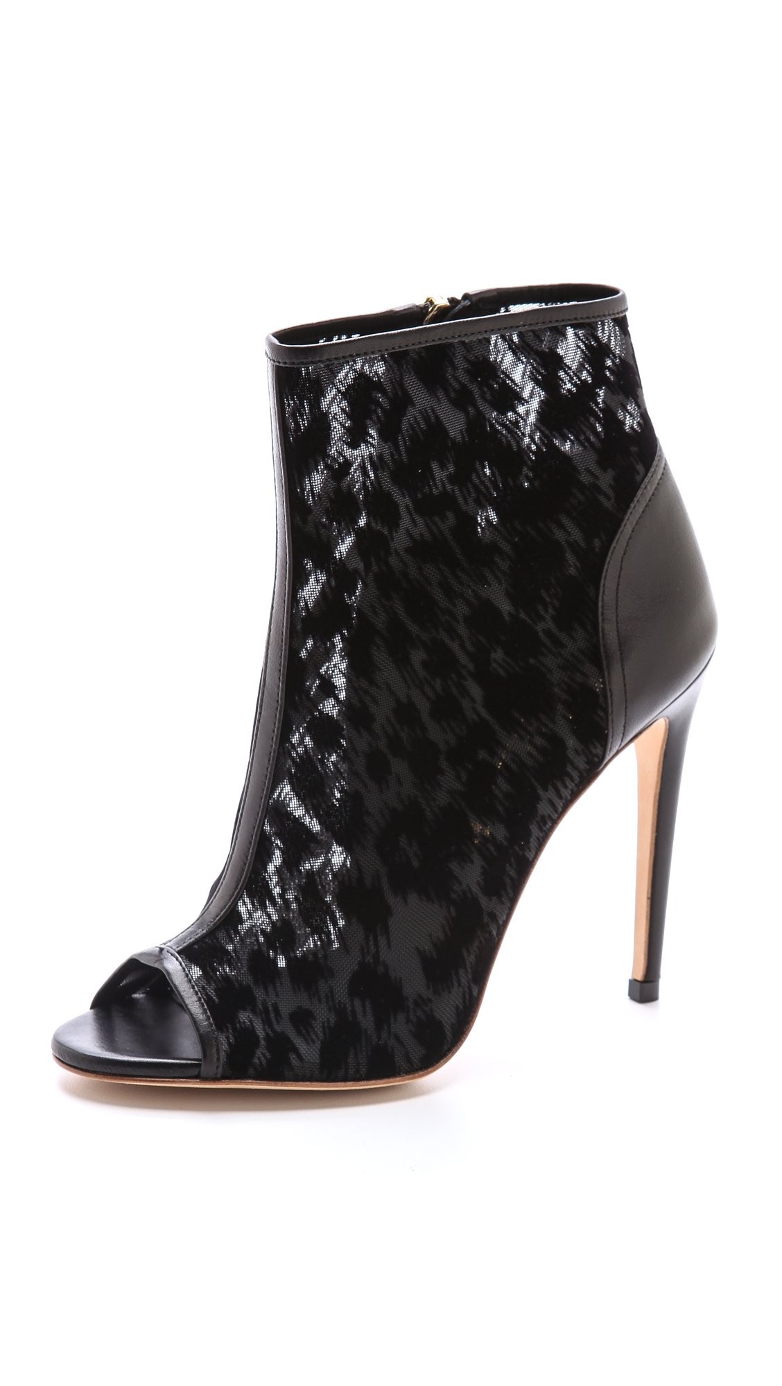 Jerome C. Rousseau Ponyhair Leopard Ankle Boots outlet good selling free shipping limited edition limited edition cheap online ibIMdEUIqi