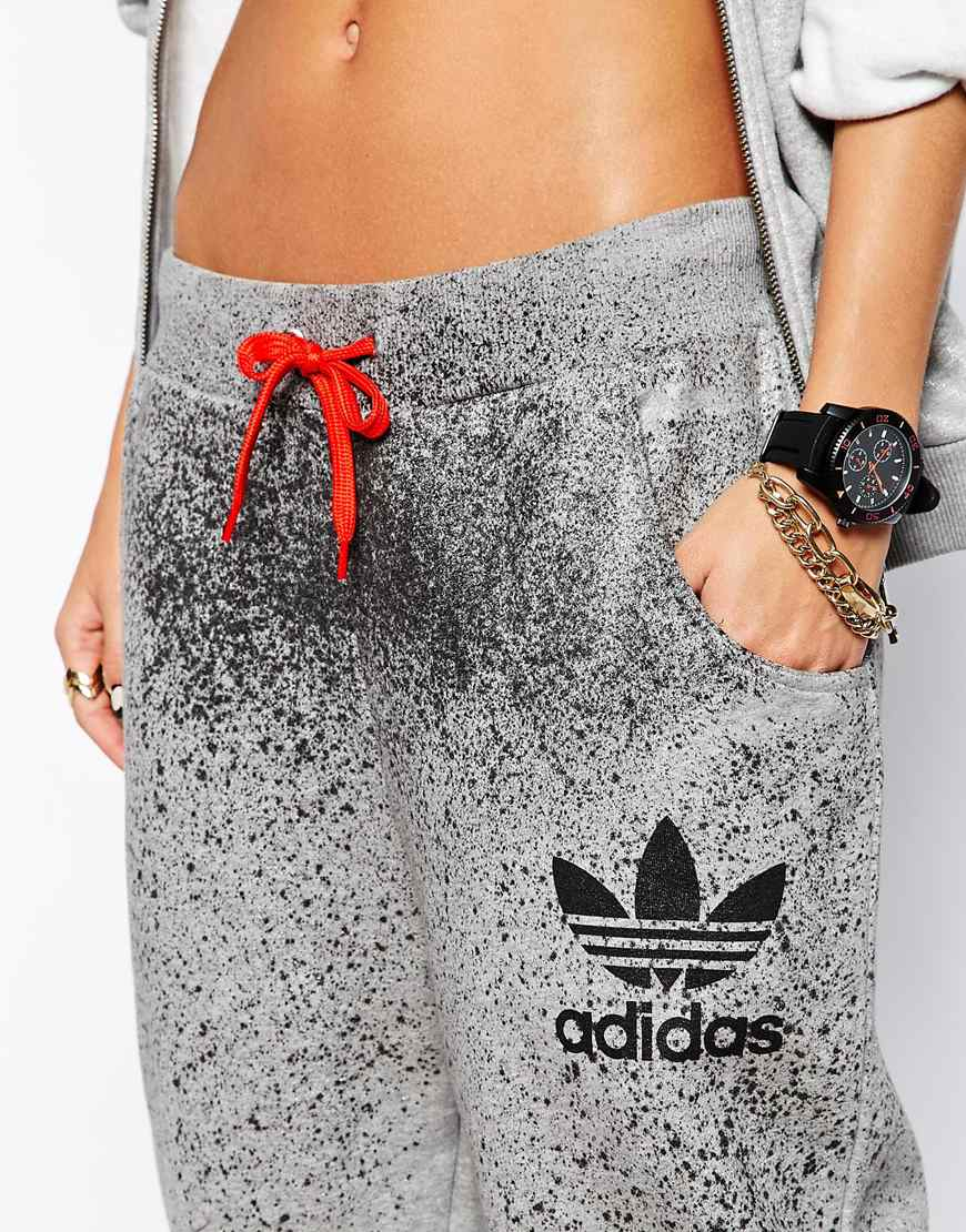 Adidas Originals Gray X Rita Ora Sweat Pants