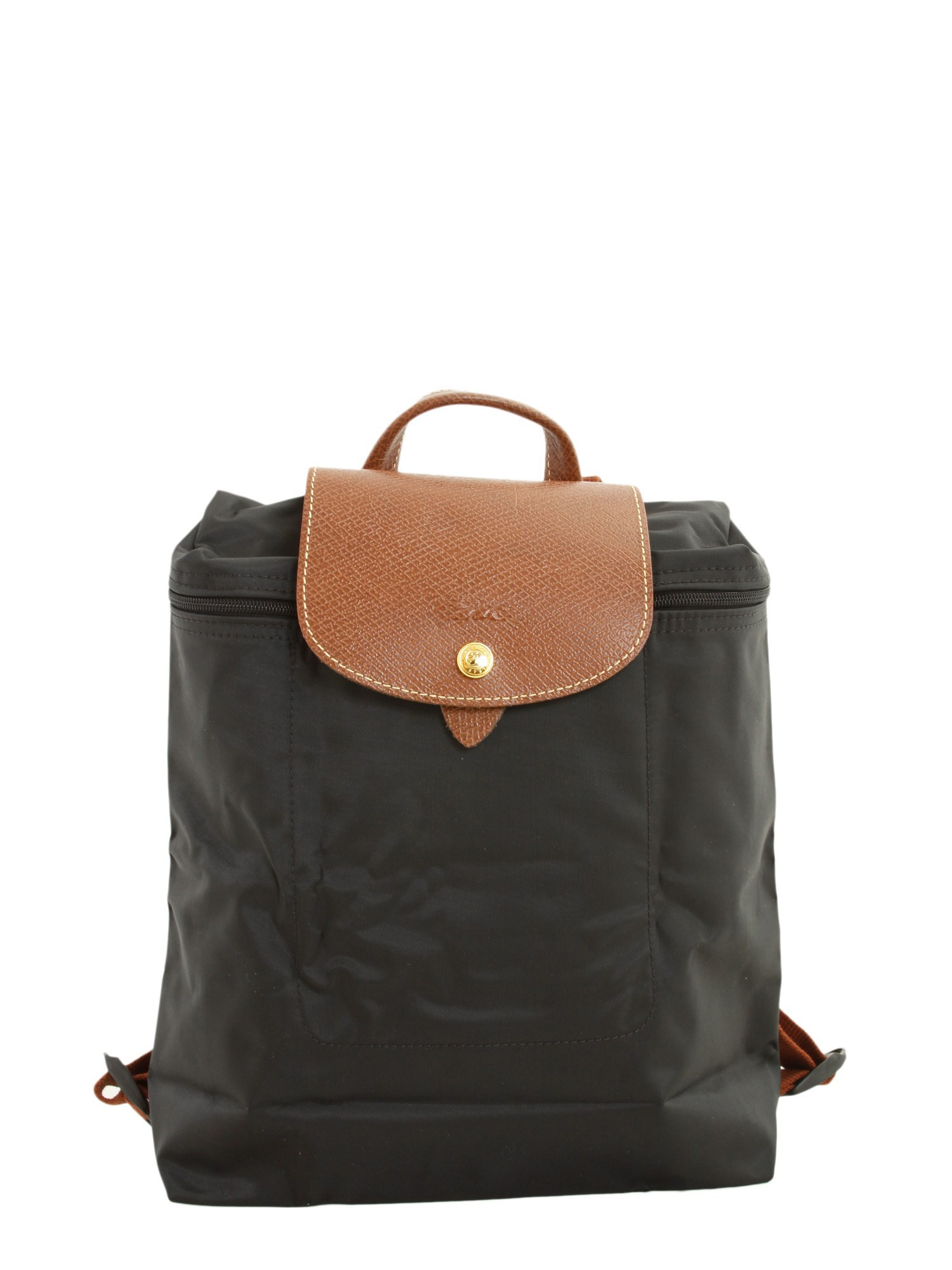 Longchamp Le Pliage Backpack In Gray Grigio Lyst