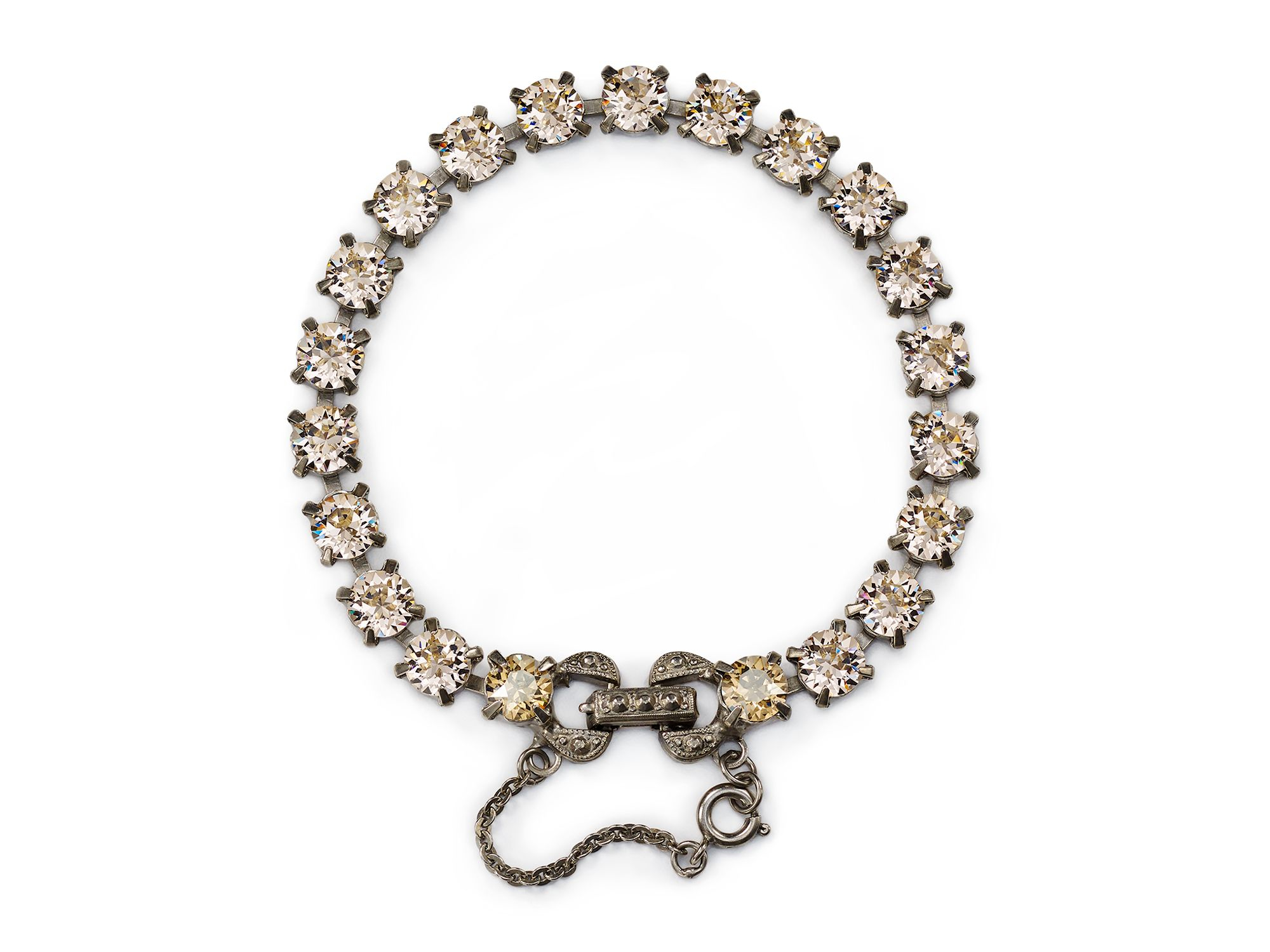 sorrelli bracelet in metallic lyst