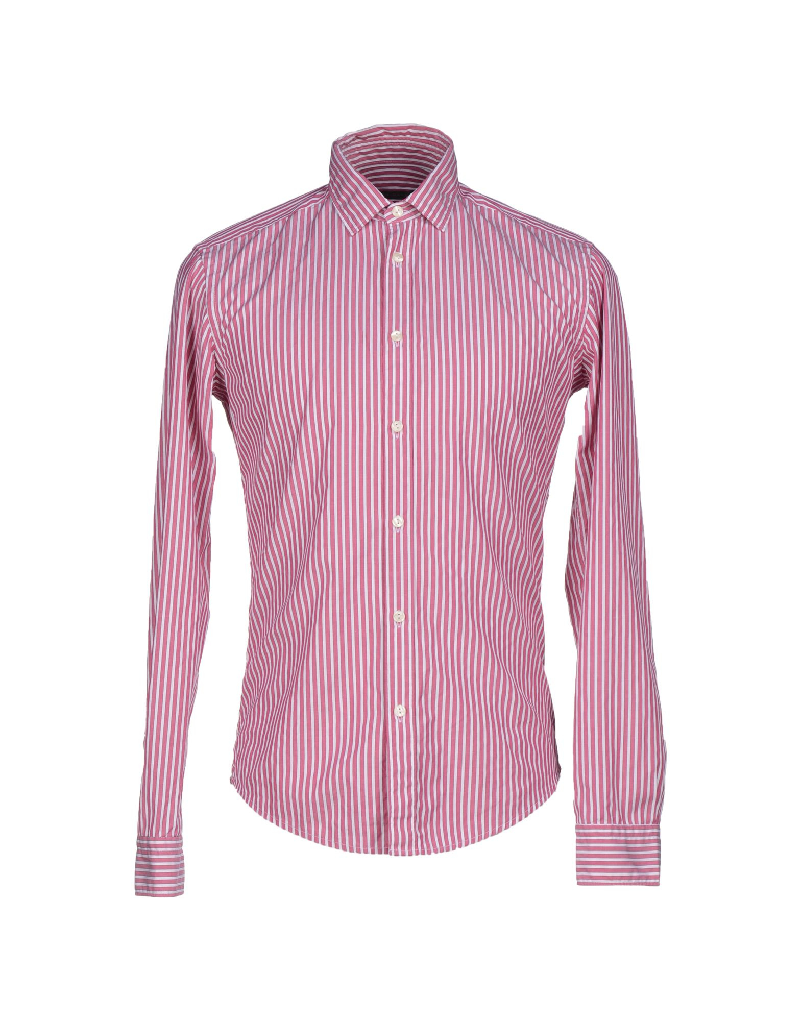 Lyst Brian Dales Shirt In Pink For Men