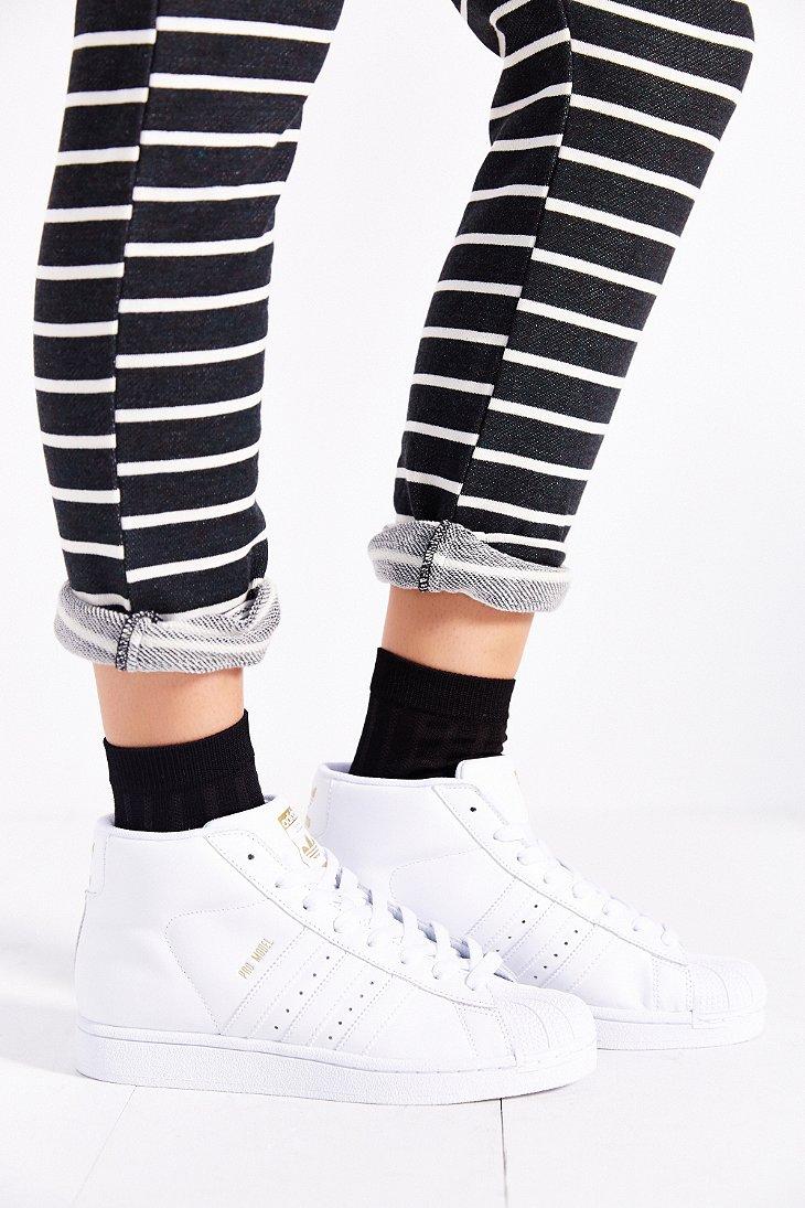 adidas Originals Pro Model Sneaker in