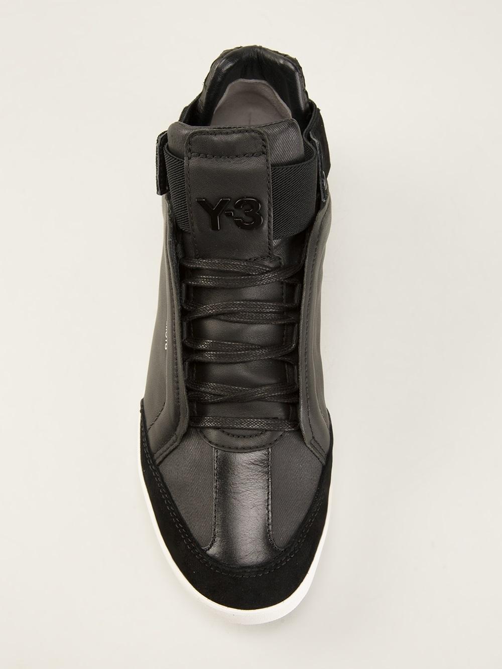 db2bb2afc Lyst - Y-3 Kazuhiri Shoe in Black for Men