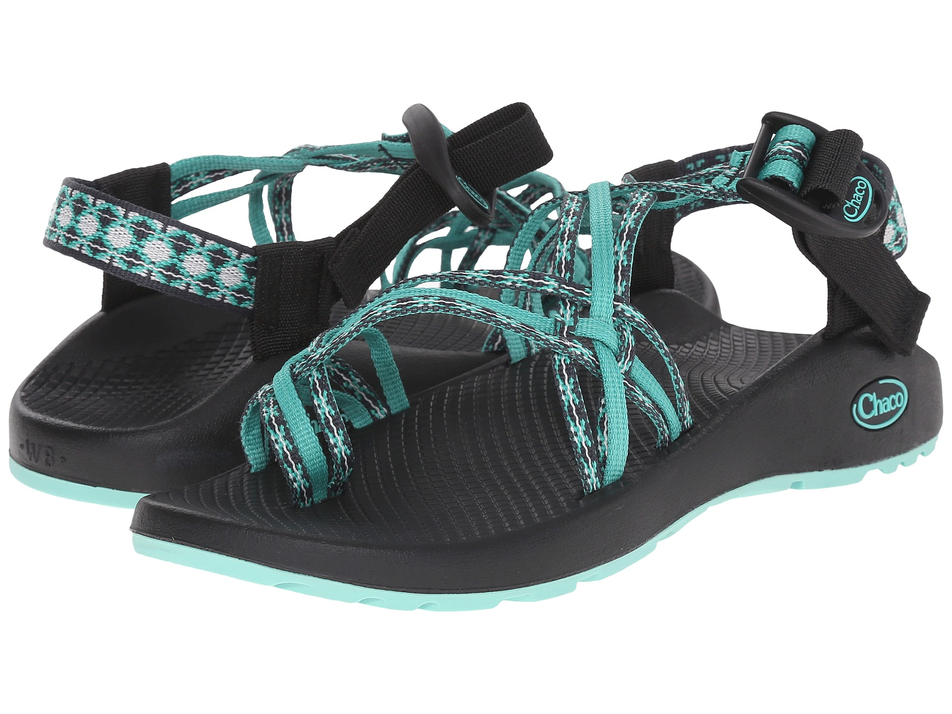 Chaco Zx 3 Classic In Blue Lyst