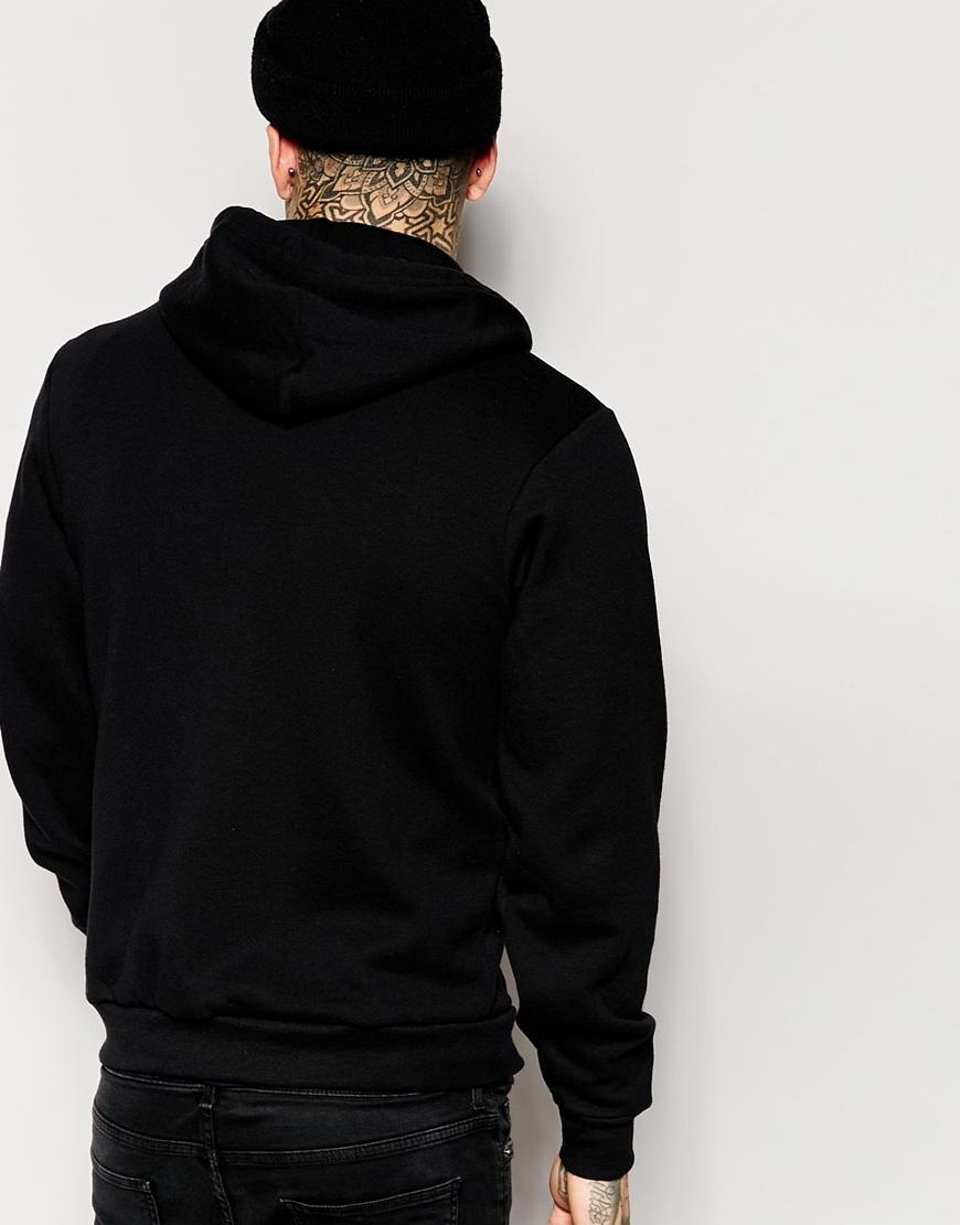 Black american apparel hoodie