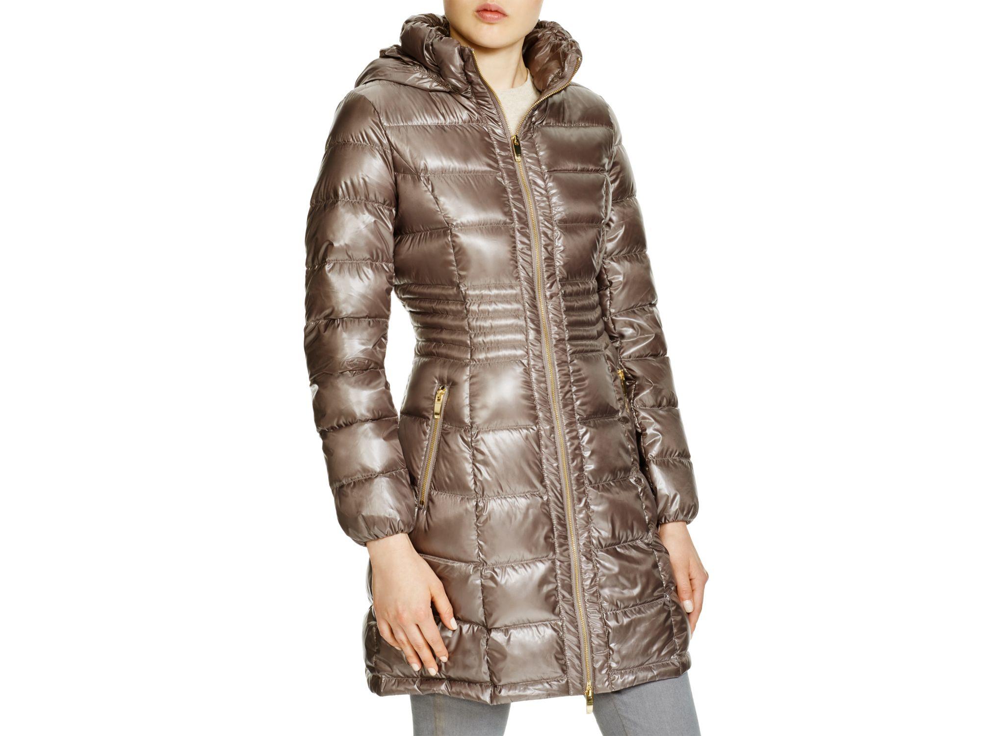45c375da7 Via Spiga Natural Packable Down Coat