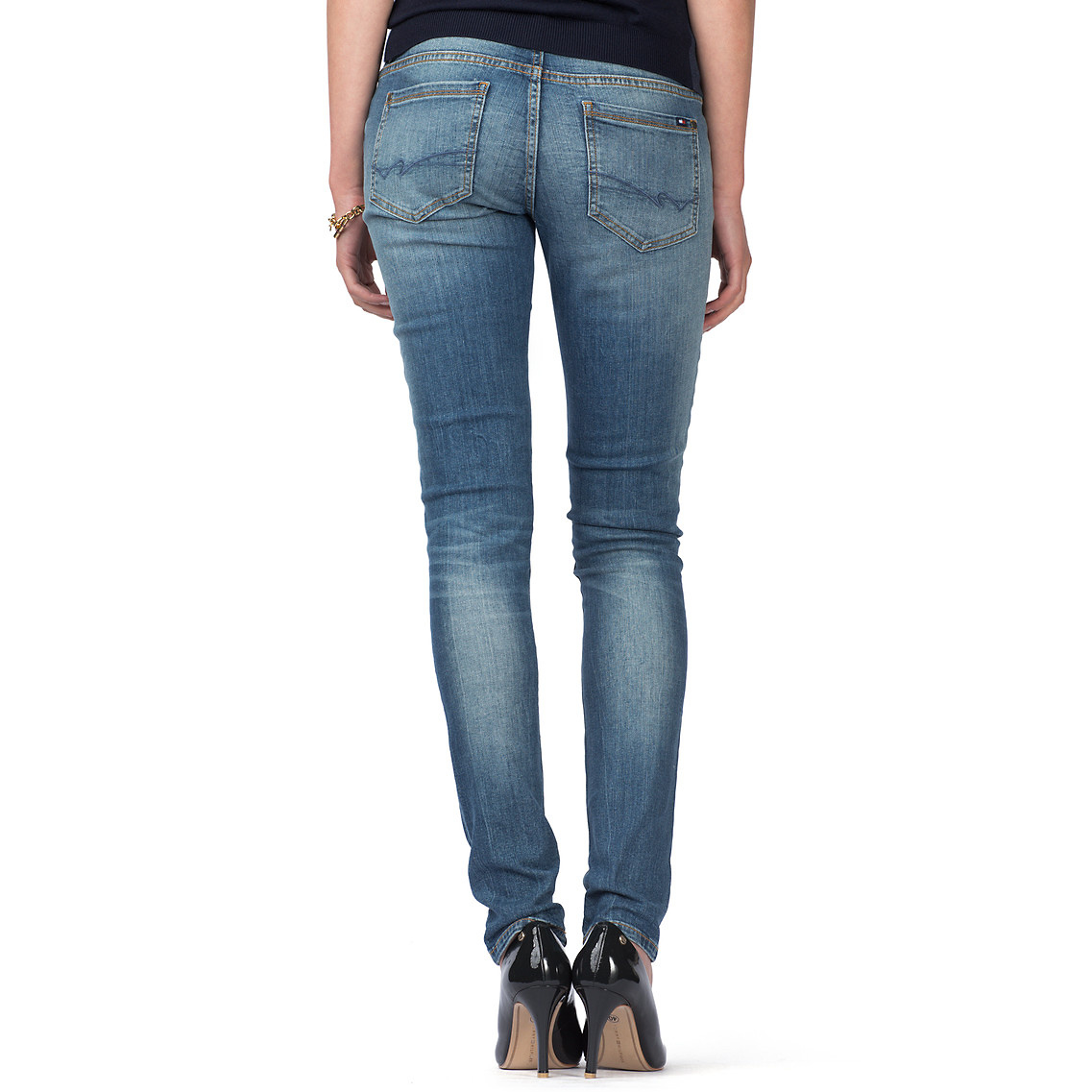 Royal Blue Jeans For Women