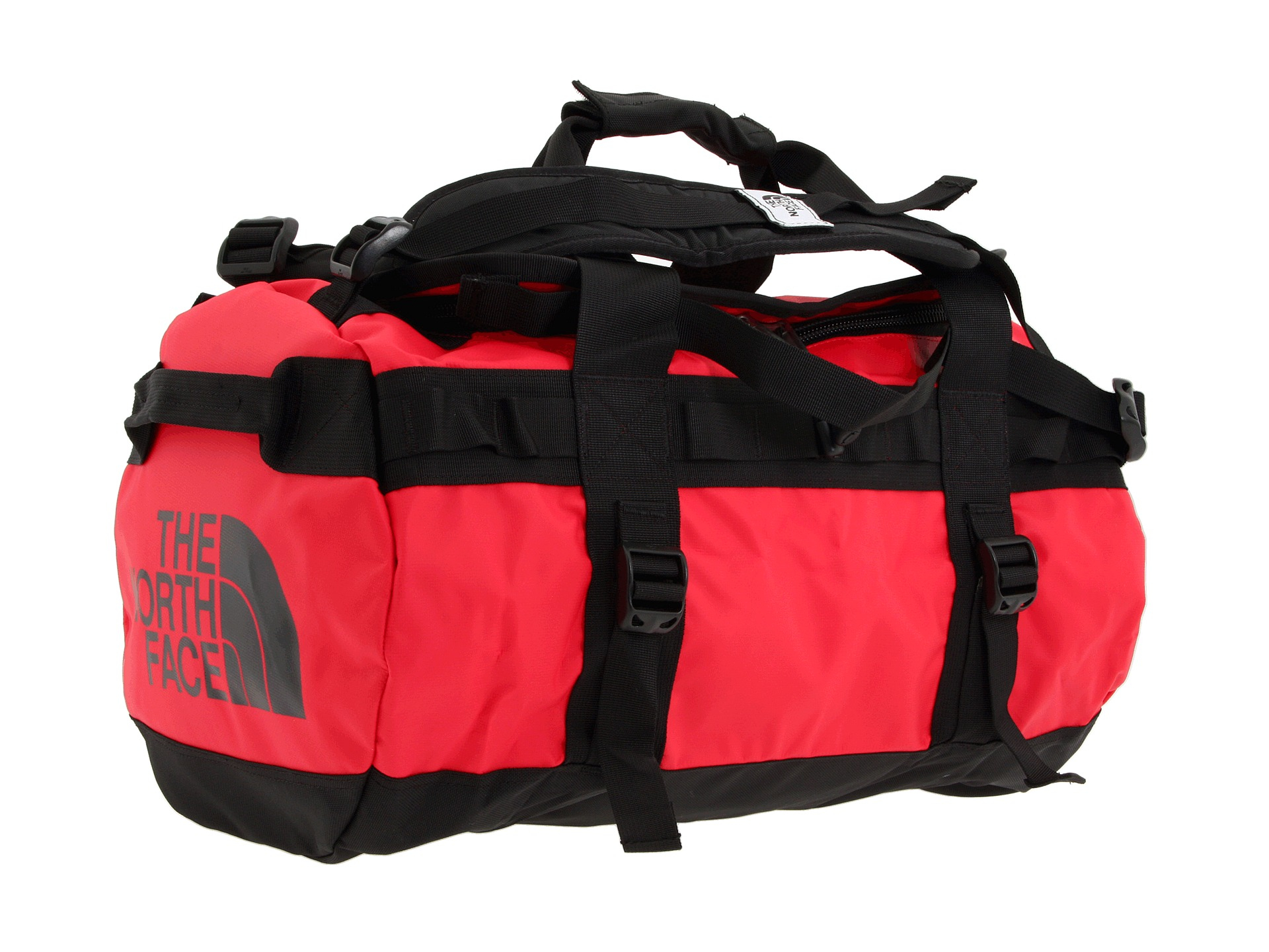 Lyst - The North Face Base Camp Duffel - Extra Small in Red bf4ecaa97