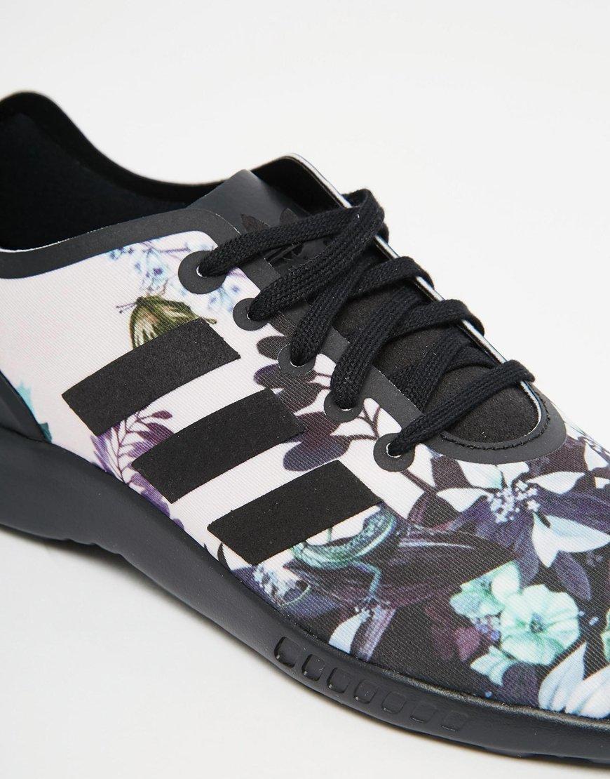 adidas donna zx flux fiori