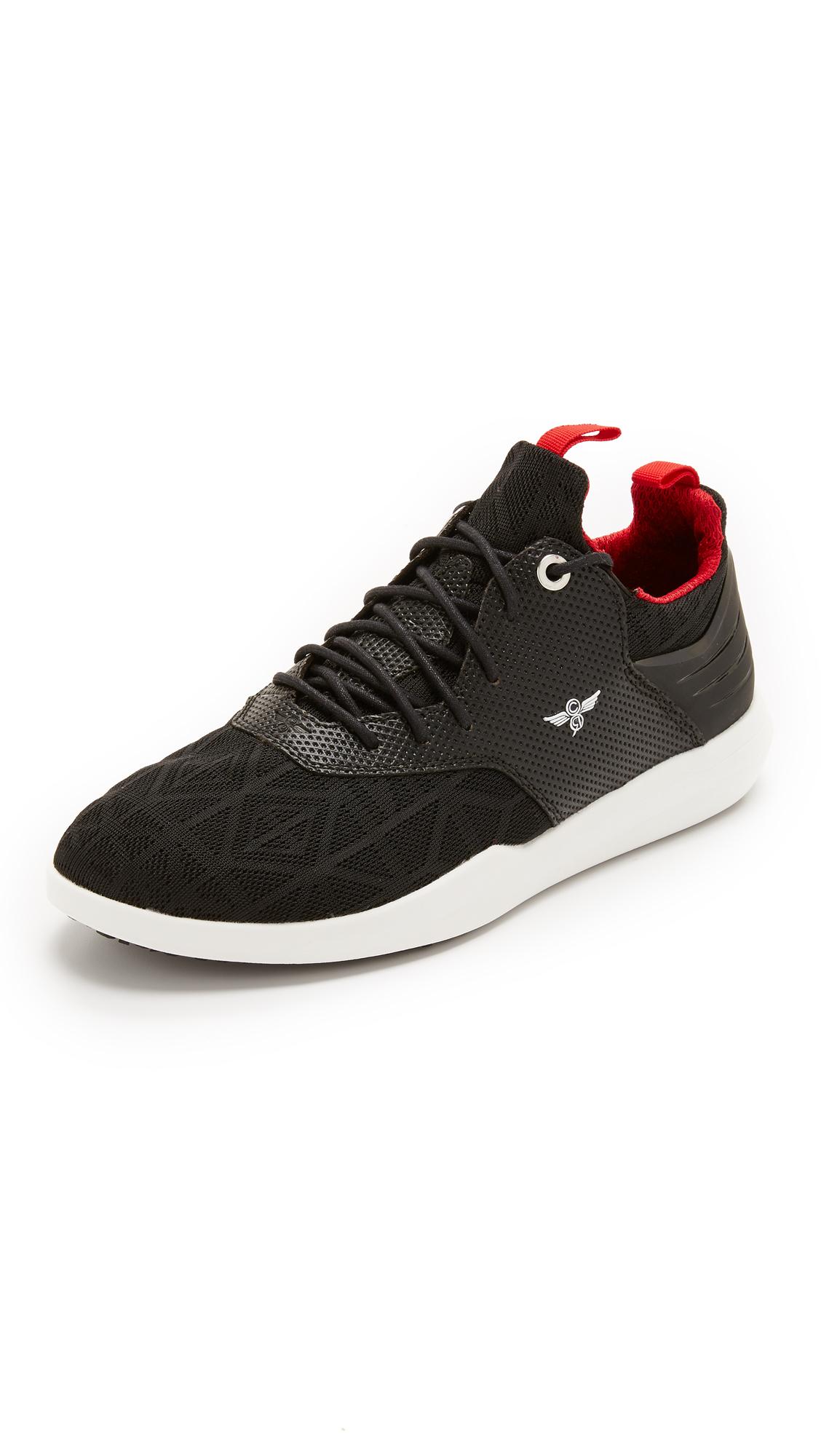 Creative recreation Deross Sneakers in Black for Men ...