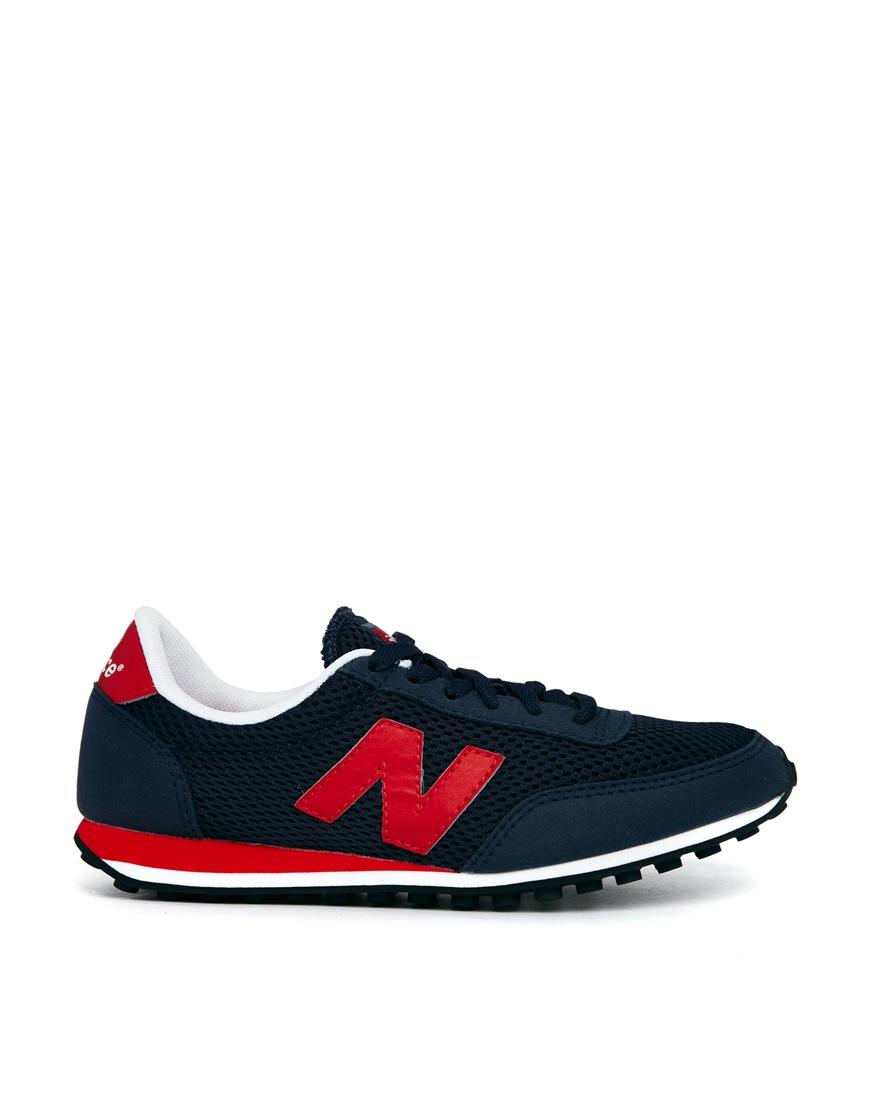 New Balance Bluered Lightweight 410 Sneakers - Lyst