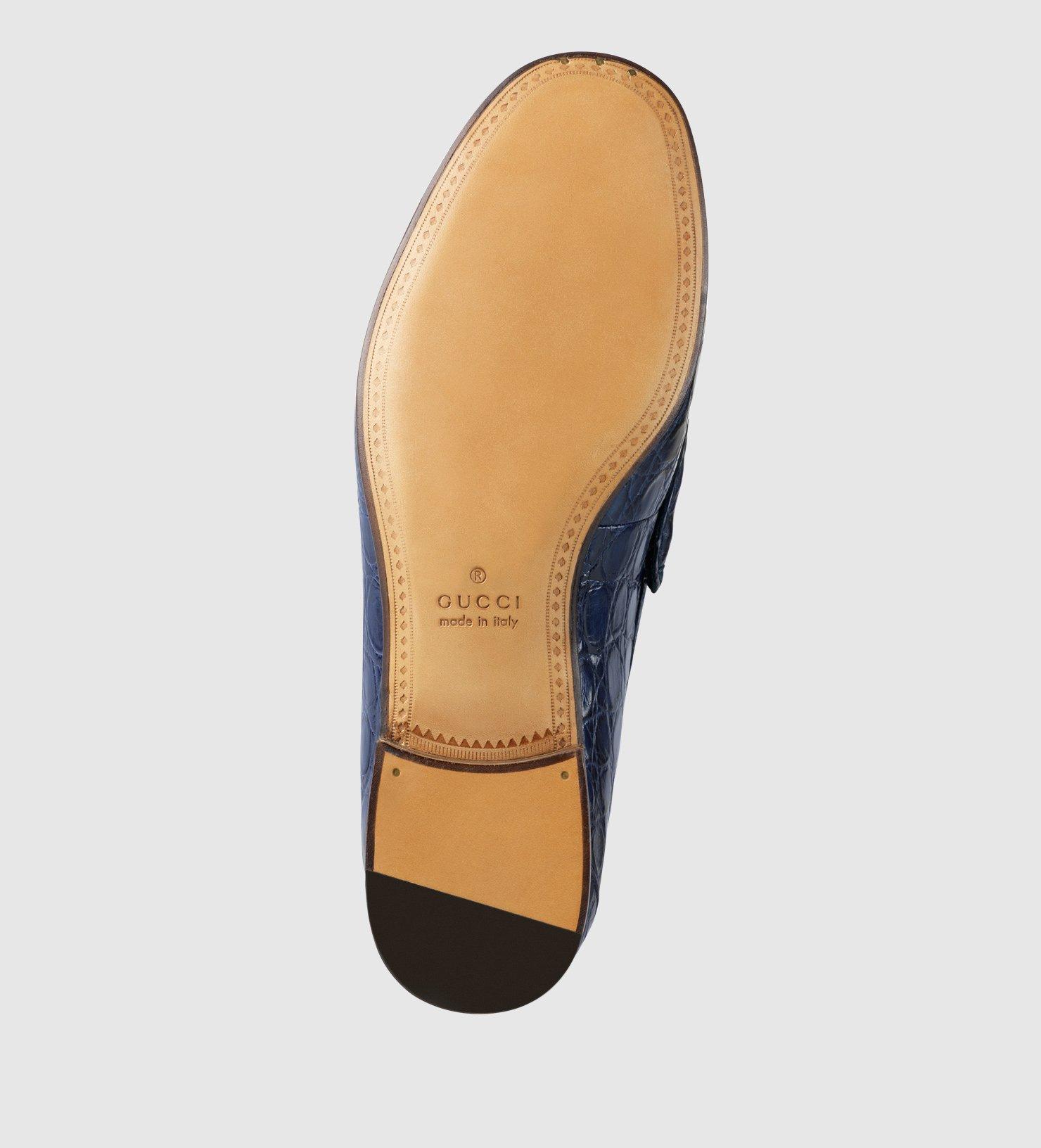 Crocodile-Embossed Calfskin Leather Belts,Genuine Leather Alligator Design B18D