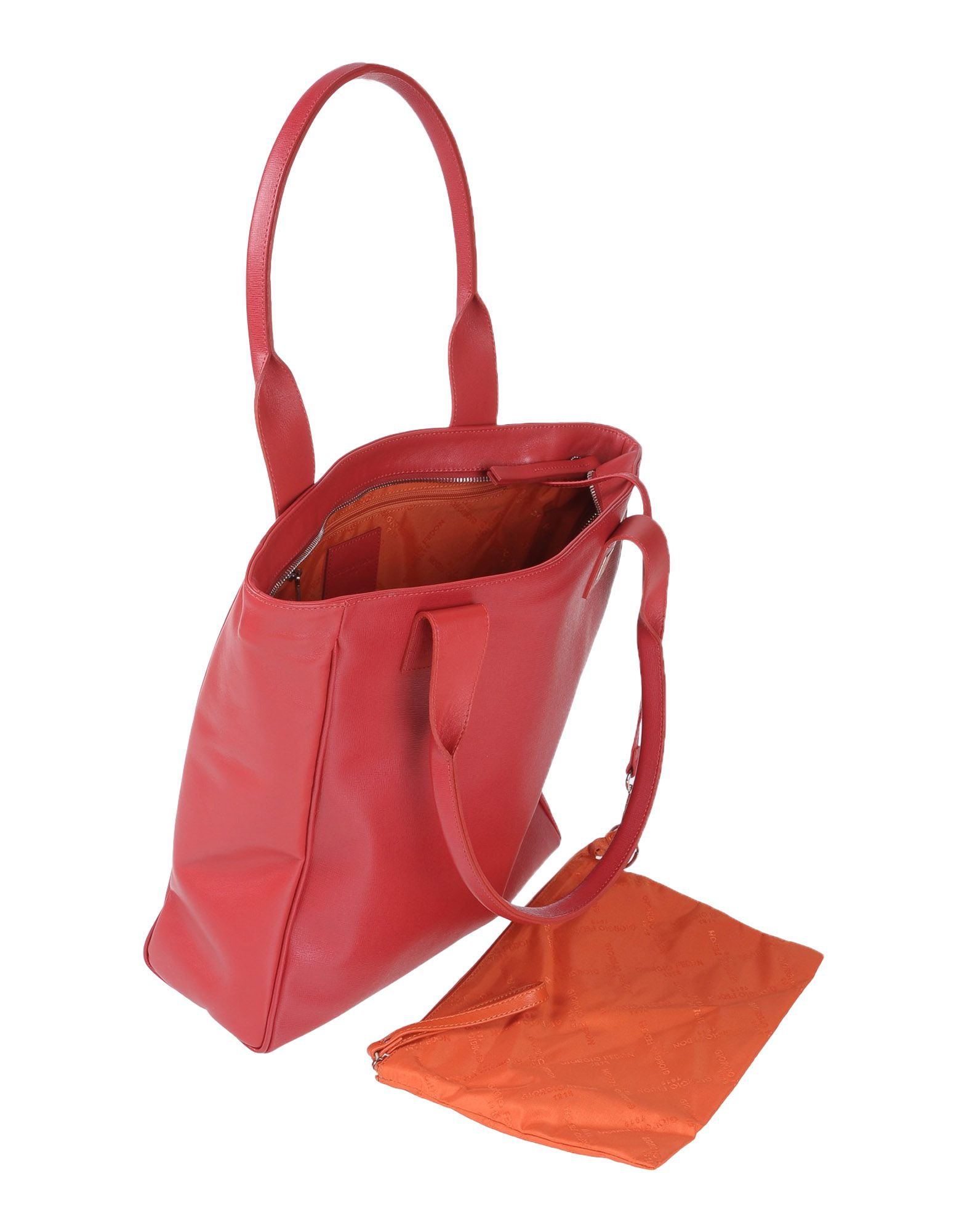 Giorgio Fedon | Red Handbag
