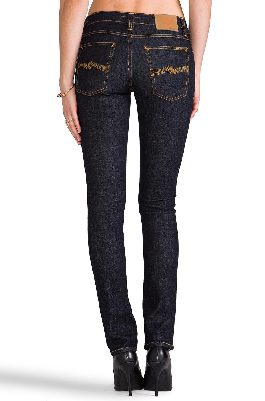 Lyst - Nudie Jeans Tight Long John Skinny in Blue 776af8406