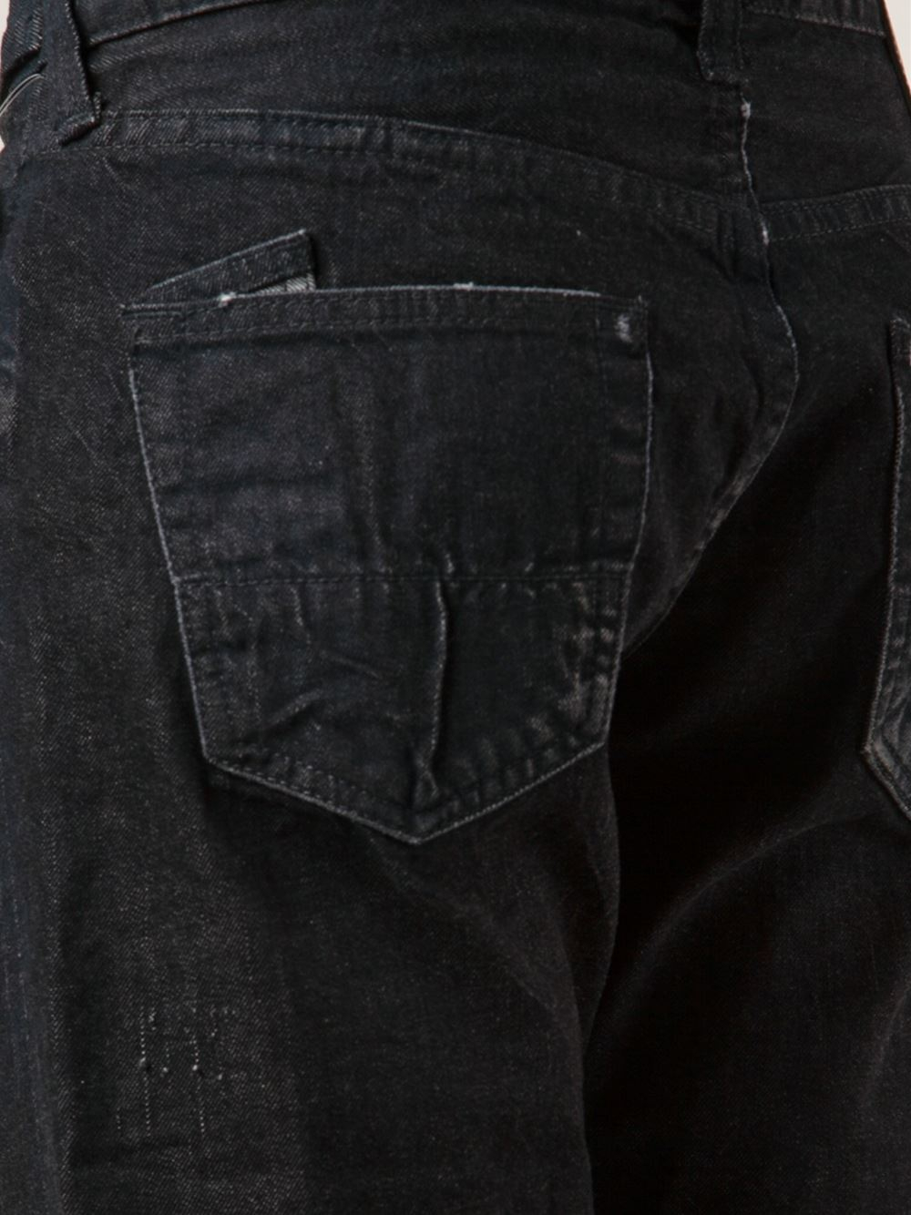 PRPS Barracuda Jeans in Black for Men