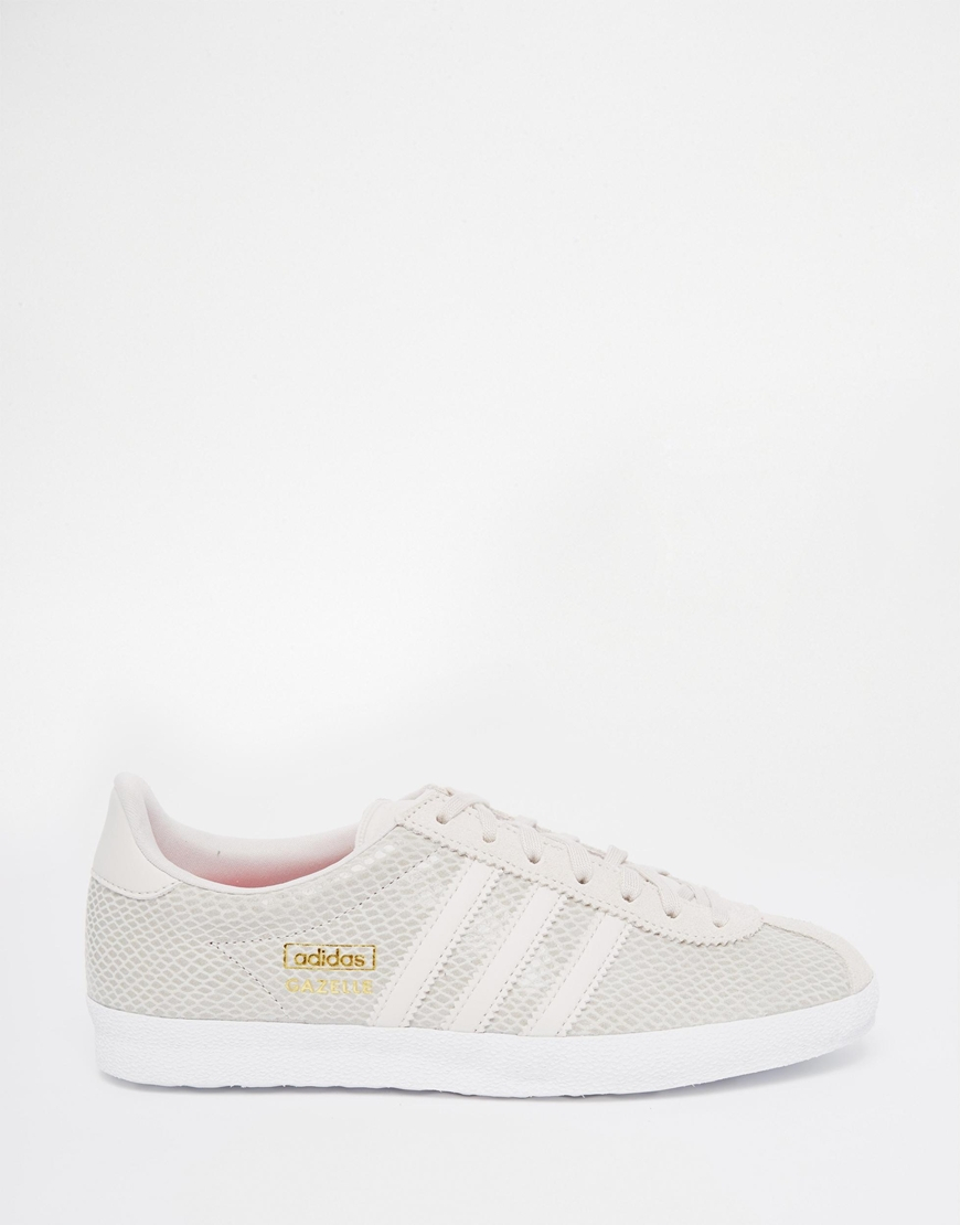 Adidas Original Grey Trainers