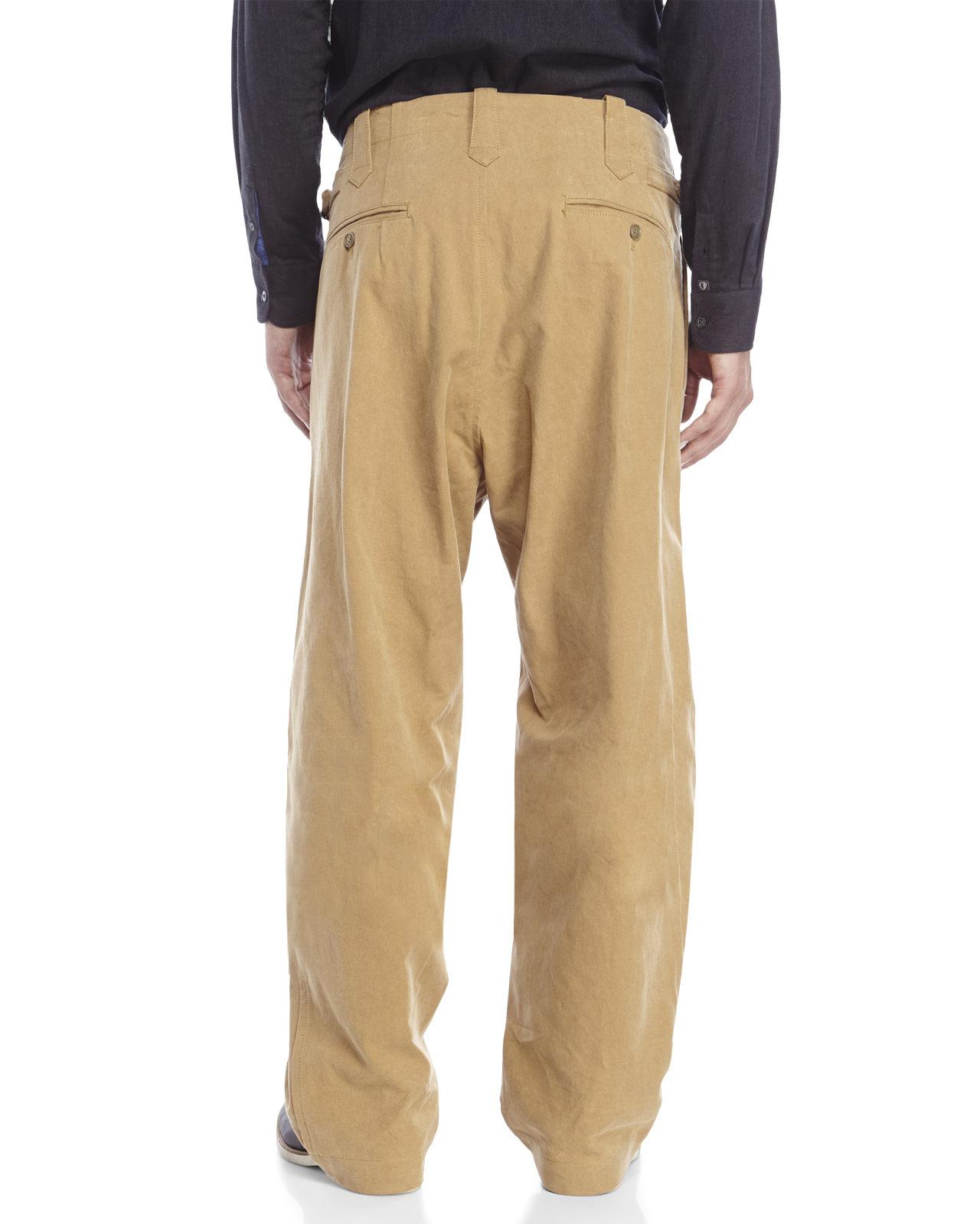 Mens wide leg pants memorable pants
