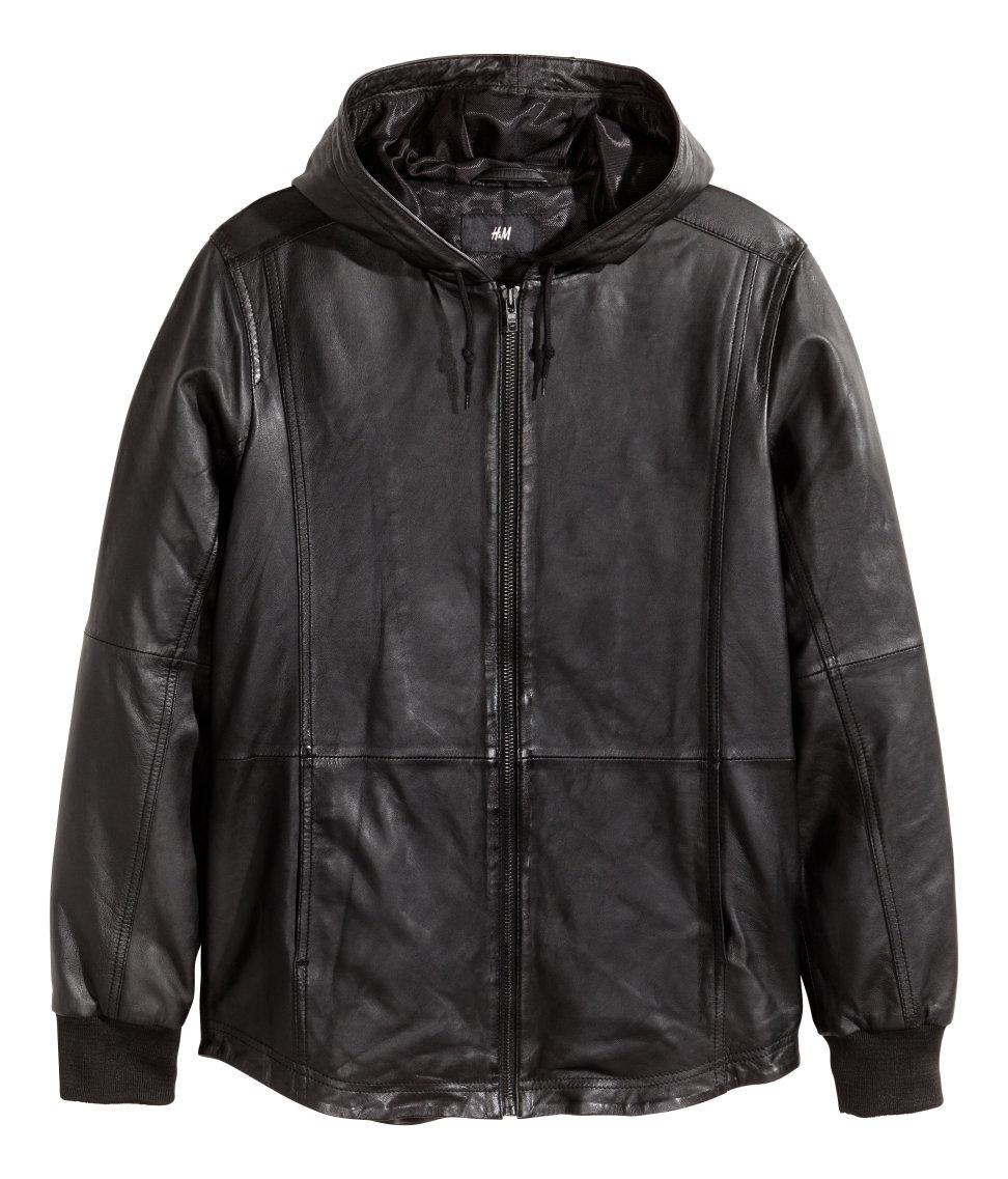 Hm leather jacket