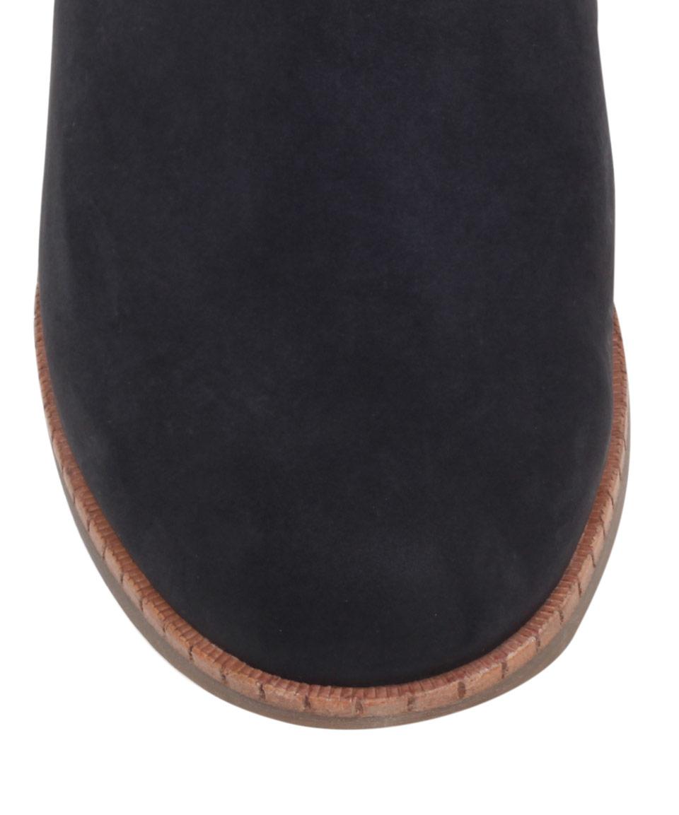 UGG Black Darling Ankle Boots