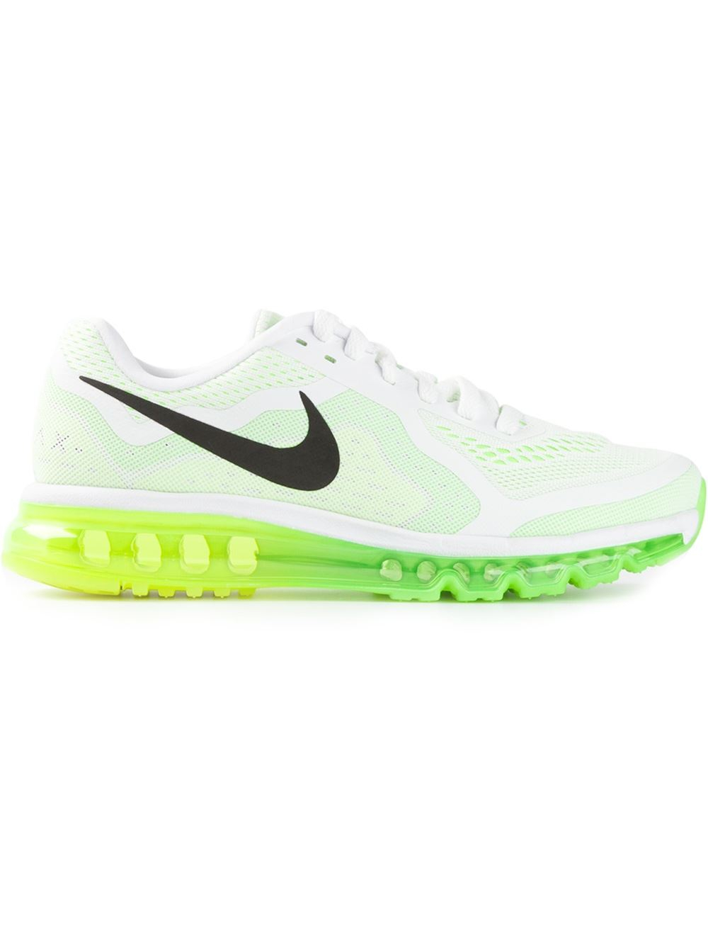 best quality best place new images of 'Air Max 2014' Neon Sole Sneakers
