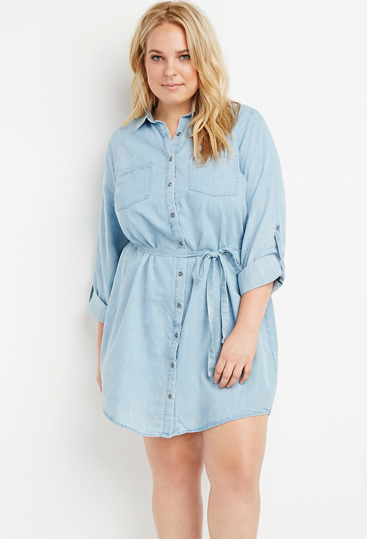 ca5071fcb0d Light Blue Chambray Shirt Dress - Best Picture Of Blue Imageve.Org