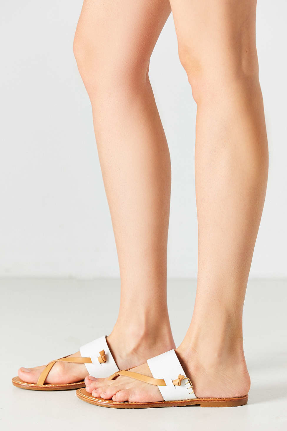 f524a4aca0d5f Gallery. Previously sold at  Urban Outfitters · Women s Jeweled Flat Sandals  ...