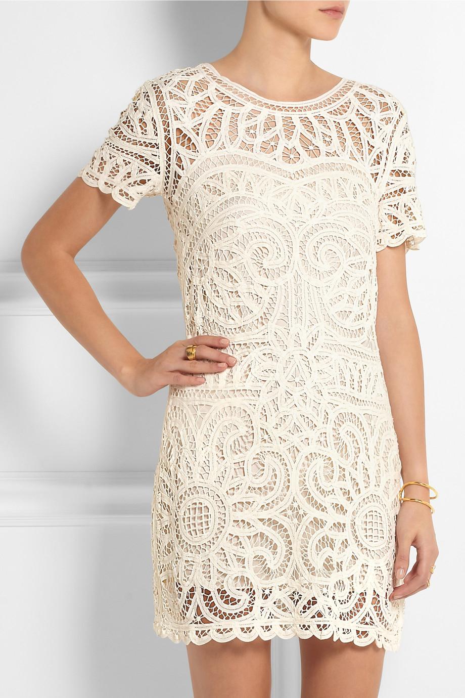 Cotton Lace Wedding Dresses 24