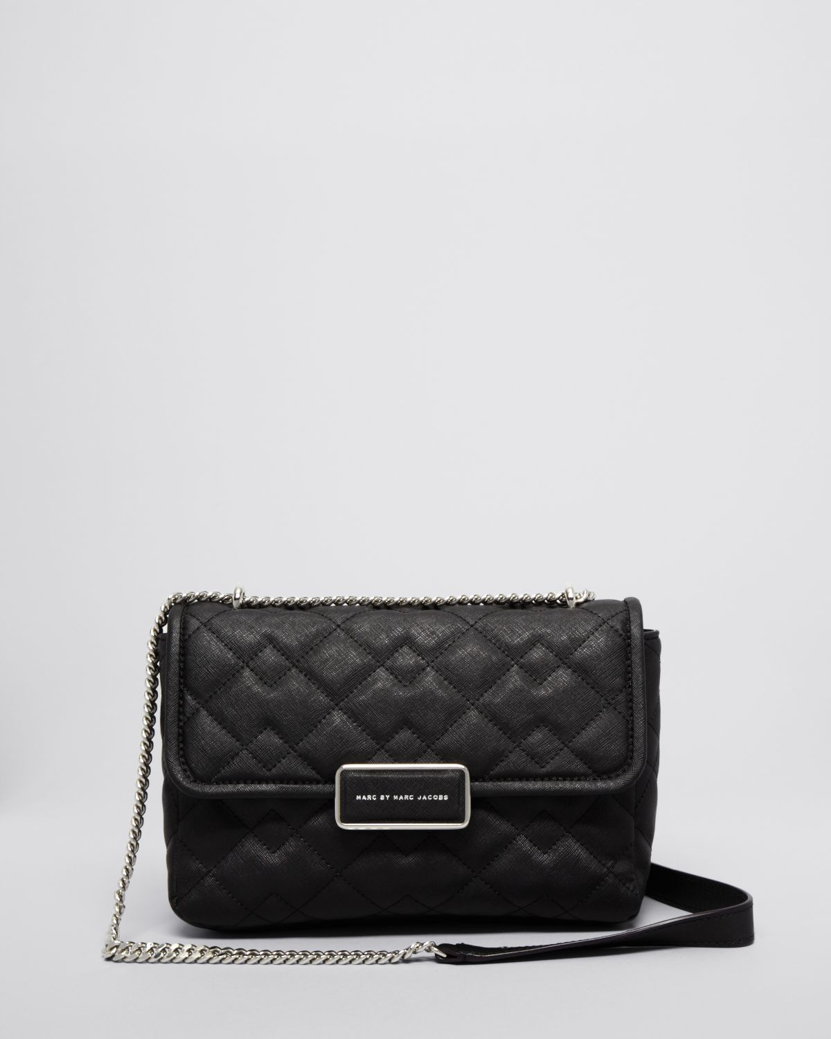 f56d112ea6b3 Lyst - Marc By Marc Jacobs Crossbody - Rebel 24 Quilted in Black