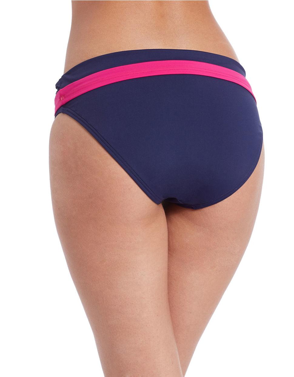 hipster bottom bikini