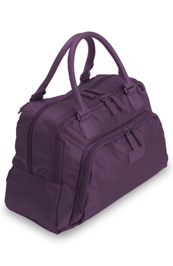 Lipault Weekend Tote Bag - Purple (15 Inch) in Purple for Men | Lyst