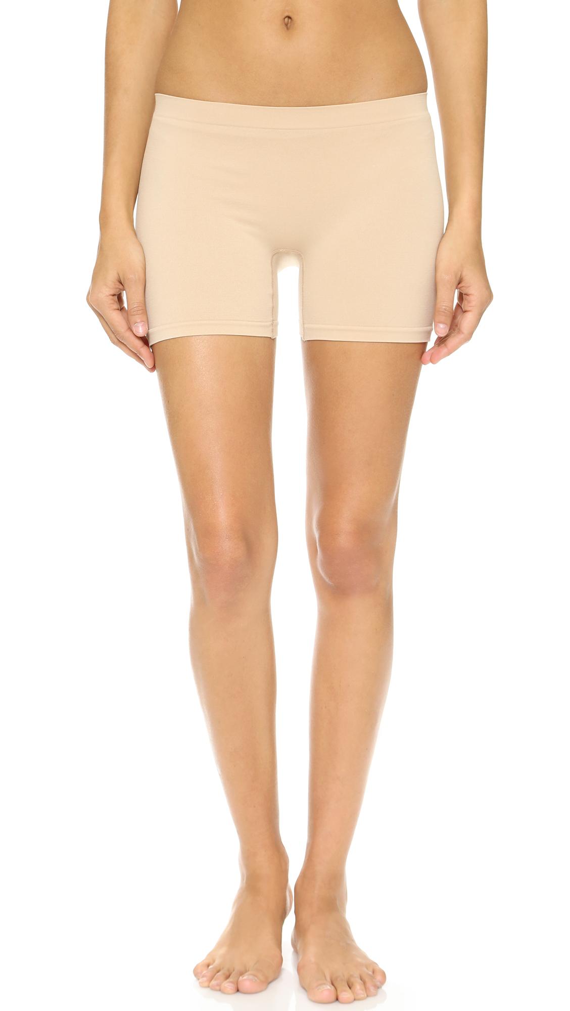 BB Dakota Caiden Bike Shorts - Nude in Natural - Lyst