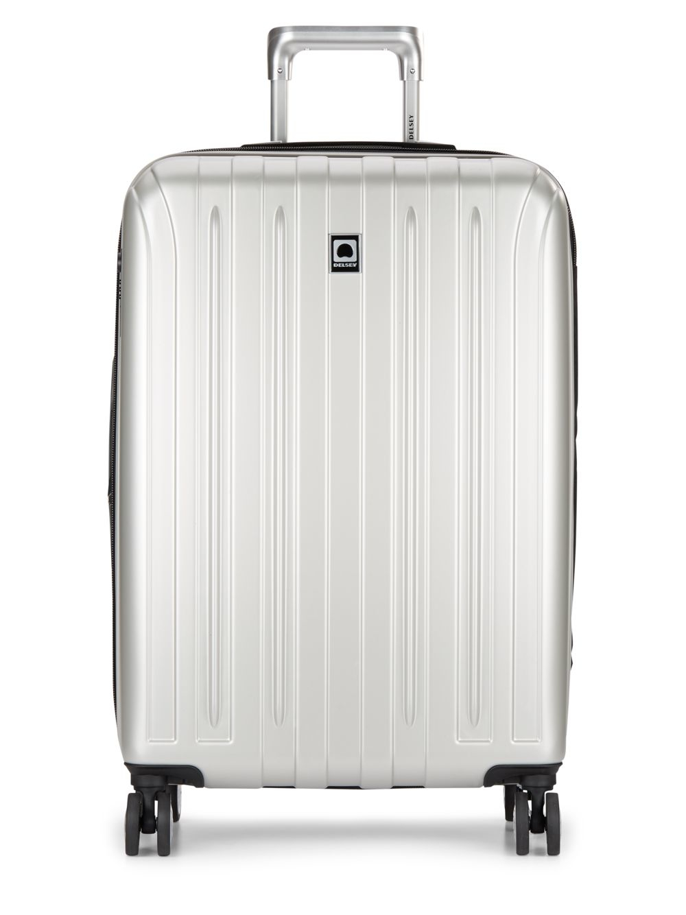 Delsey 24.5-inch Expandable Hard-shell Spinner Suitcase in ...