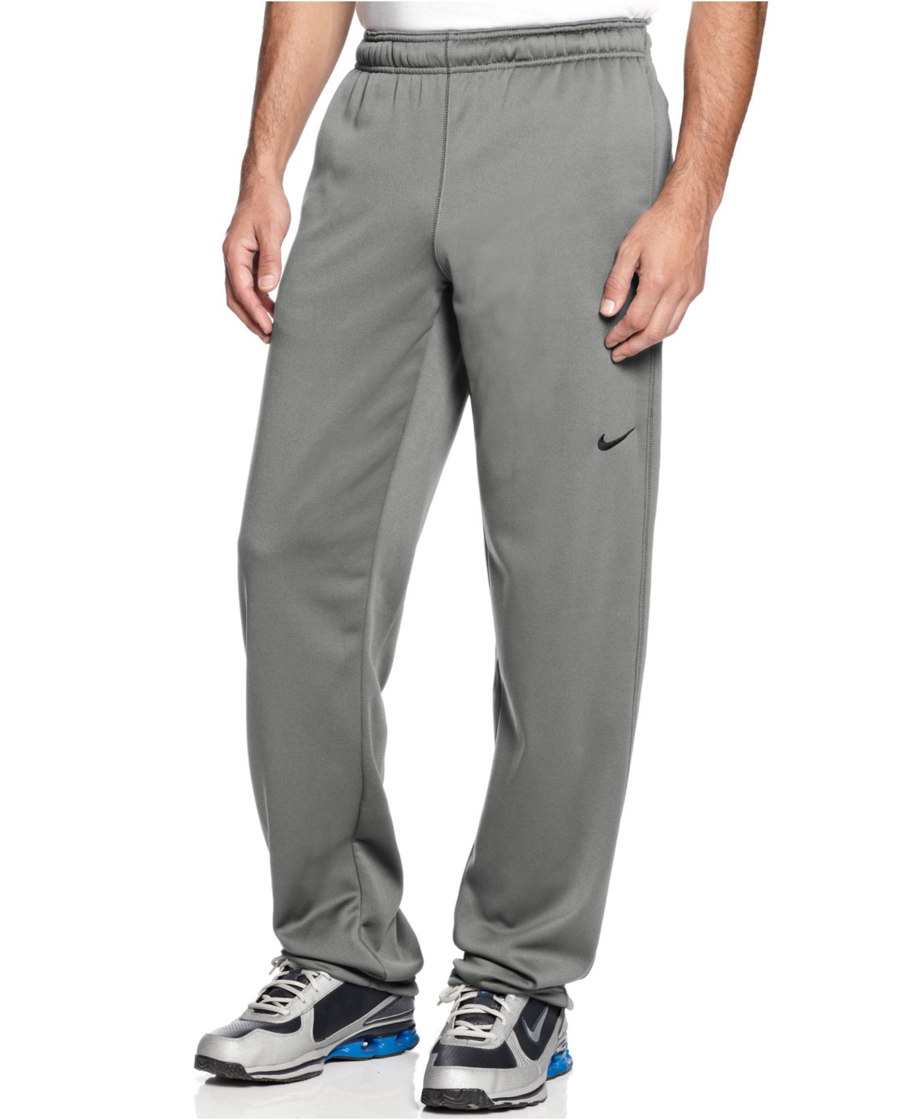 f2e7e2845dab Lyst - Nike Therma-Fit Ko Pants in Gray for Men