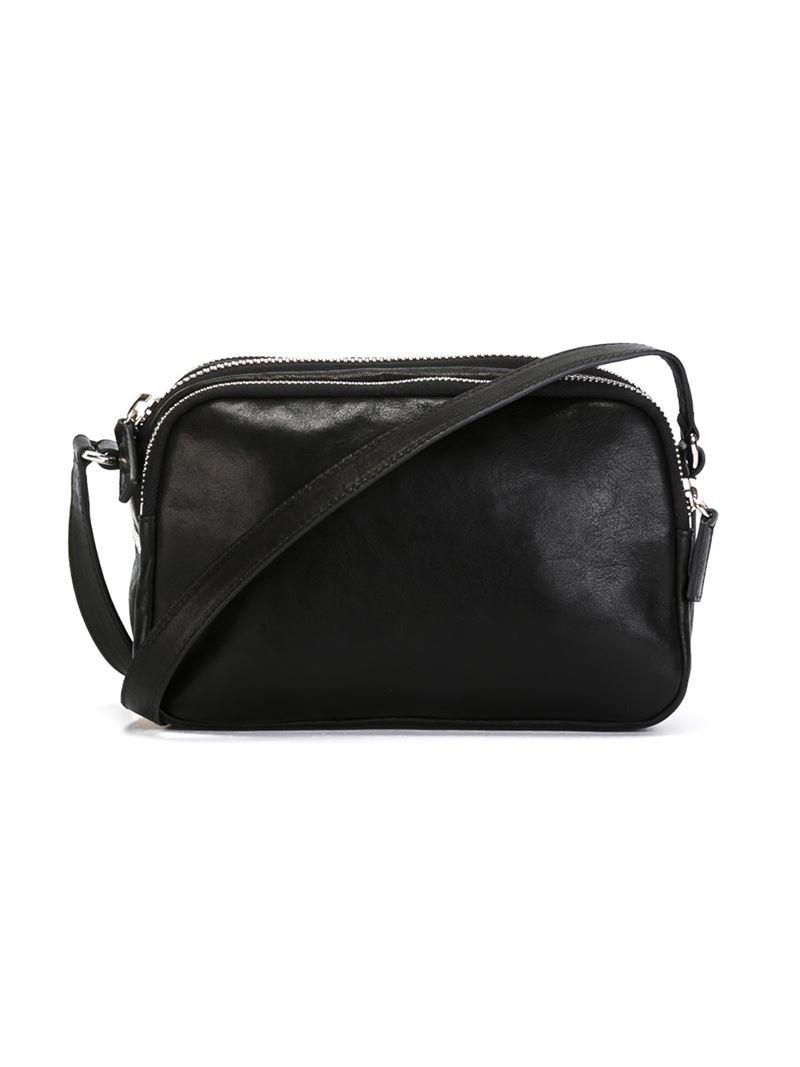 Jimmy Choo 'Opal' Cross Body Bag in Black