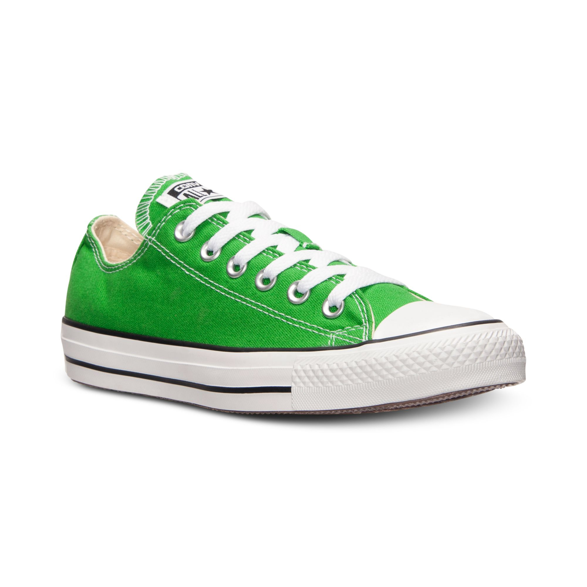 687437786f27 Lyst - Converse Mens Chuck Taylor Ox Casual Sneakers From Finish ...