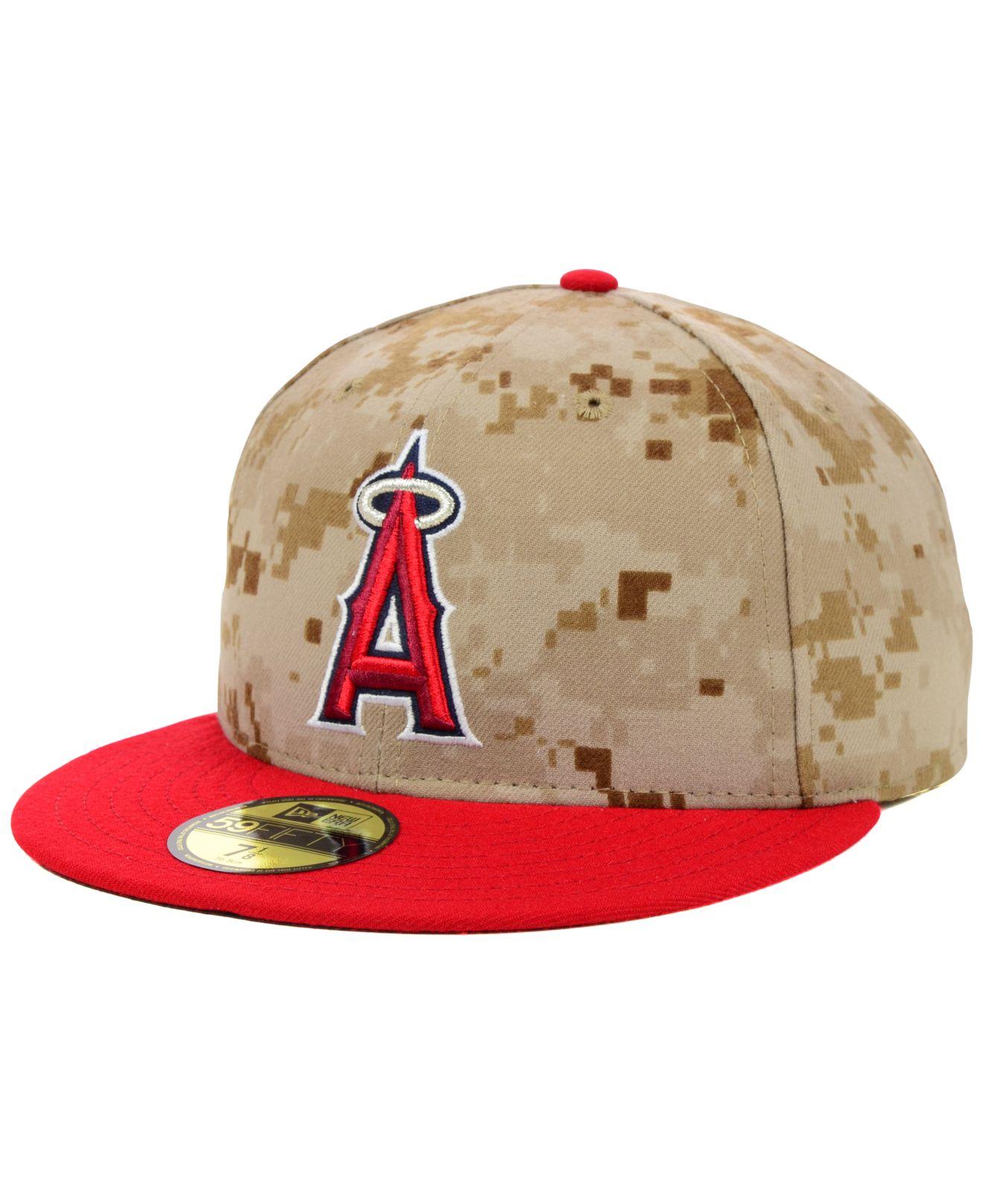 Lyst - KTZ Los Angeles Angels Of Anaheim 2014 Stars And Stripes ... 329c92c5fe24